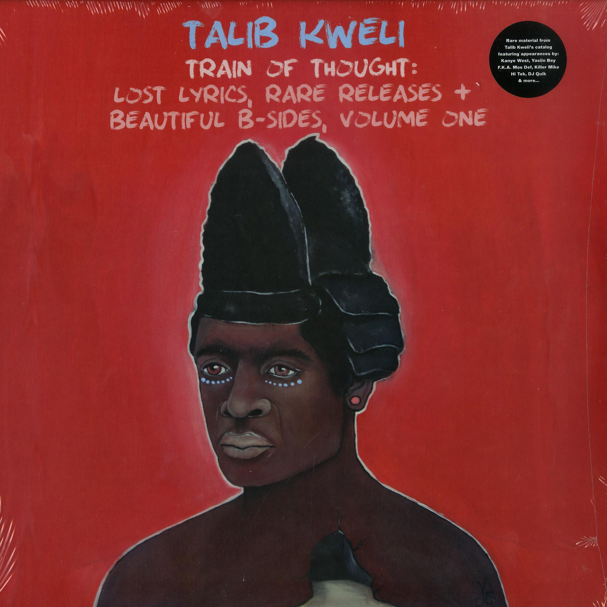 Talib Kweli - LOST LYRICS. RARE RELEASES & BEAUTIFUL B-SIDES VOL. 1