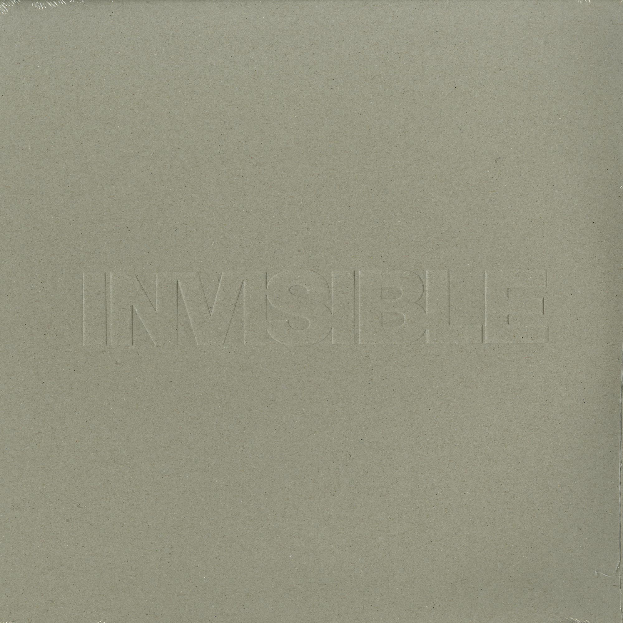 Various Artists - INVISIBLE 018 EP