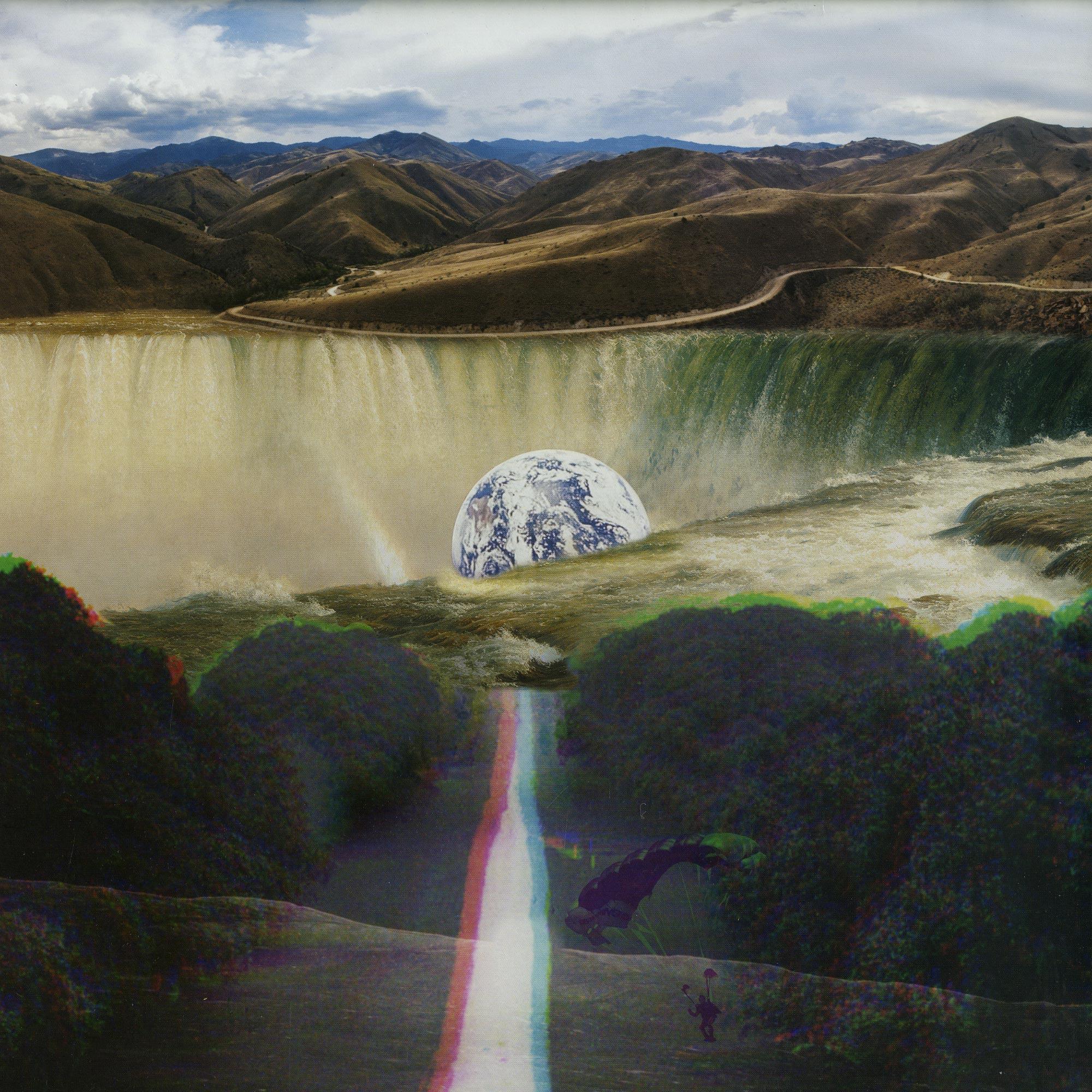 Frank Haag - THE FUTURE IS ABSURD - INCL THE MOLE RMX