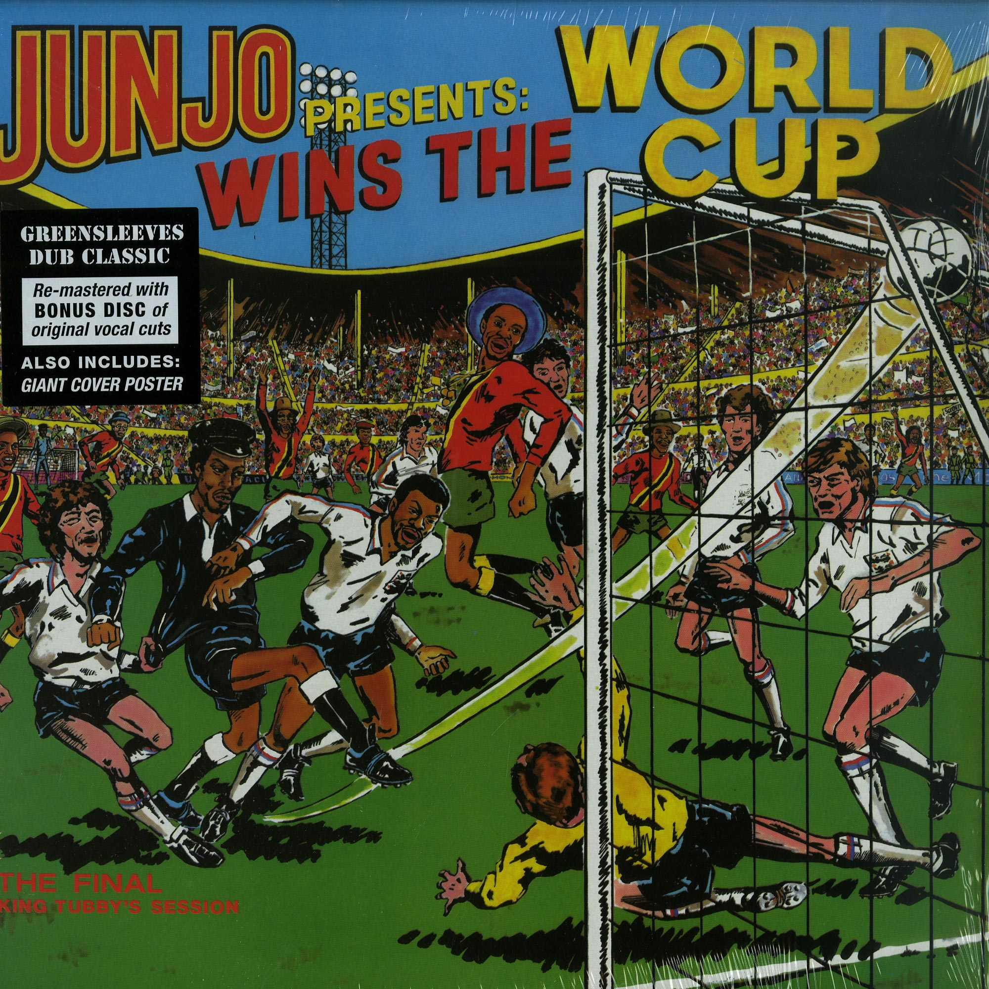 Henry Junjo Lawes - JUNJO PRESENTS: WINS THE WORLD CUP