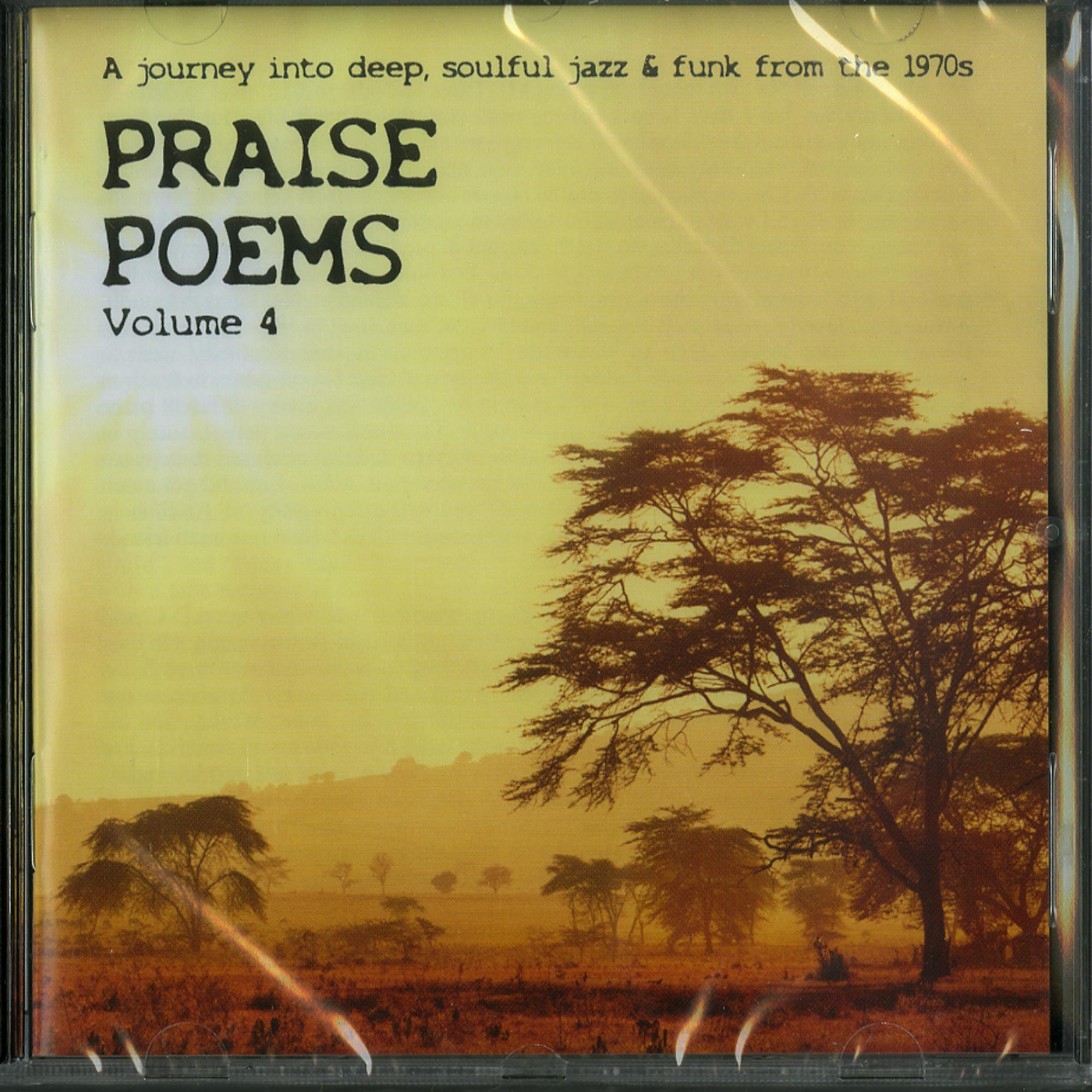 Various Artists - PRAISE POEMS VOL.4