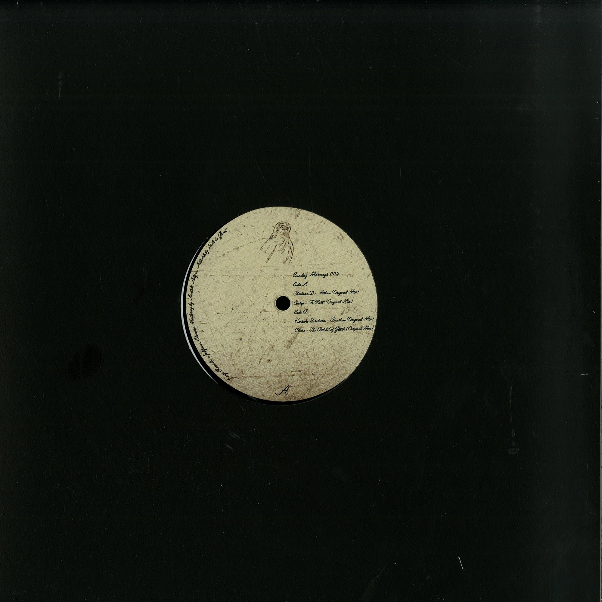 Various Artists - SUNDAY MORNINGS 002