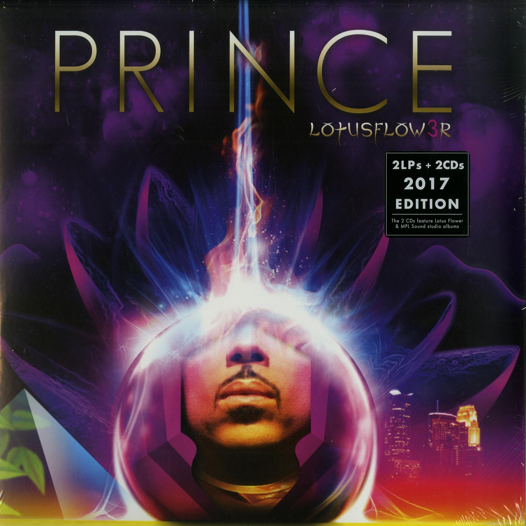 Prince lotusflow3r mplsound 2017 edition decks vinyl shop prince izmirmasajfo Image collections