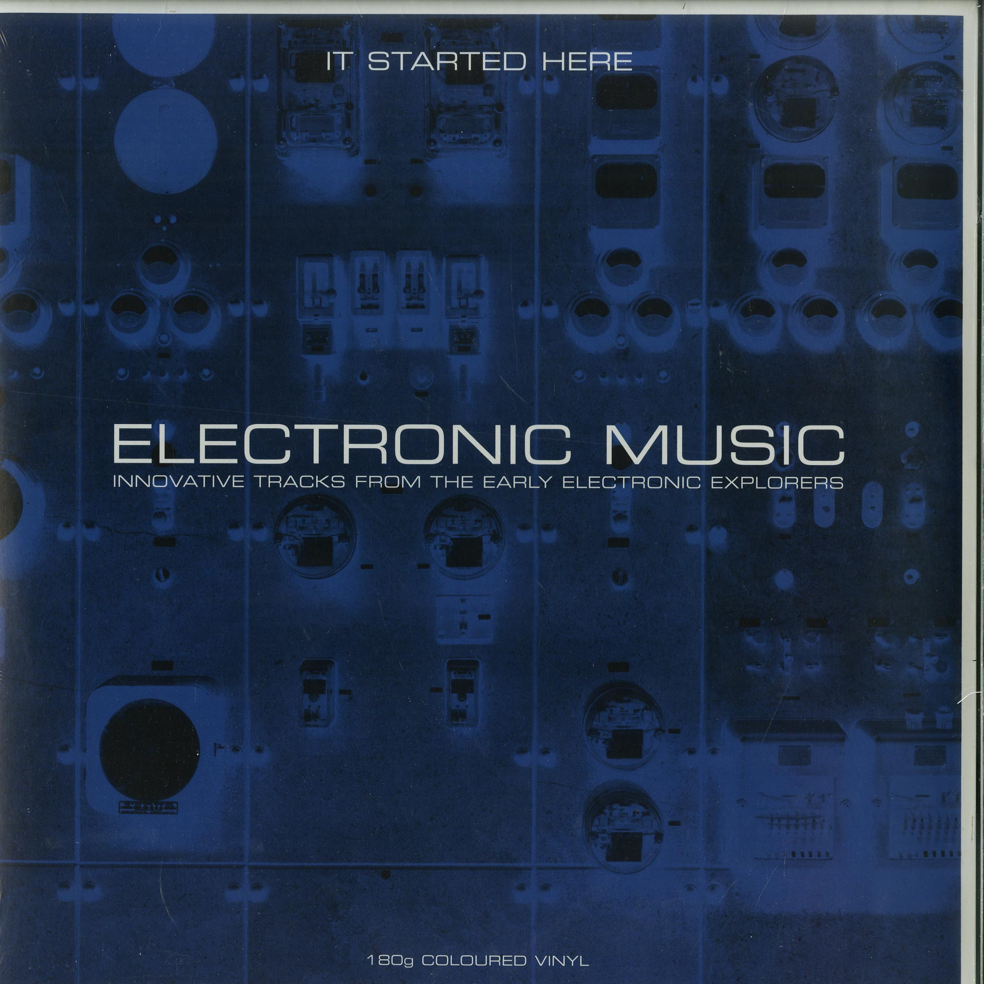 Various Artists - ELECTRONIC MUSIC... IT STARTED HERE