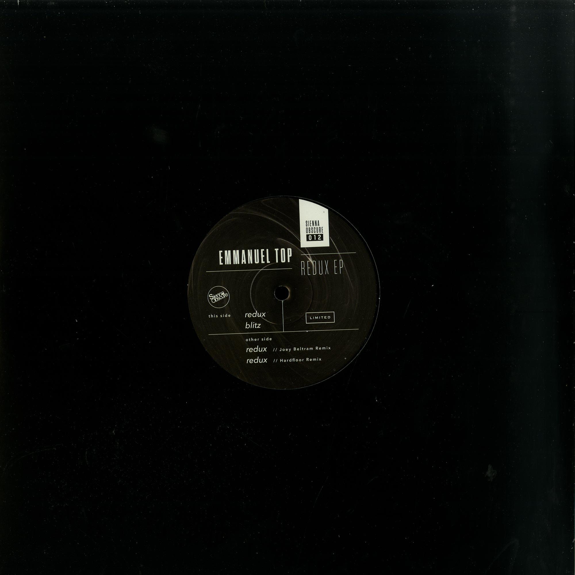 Emmanuel Top - REDUX EP