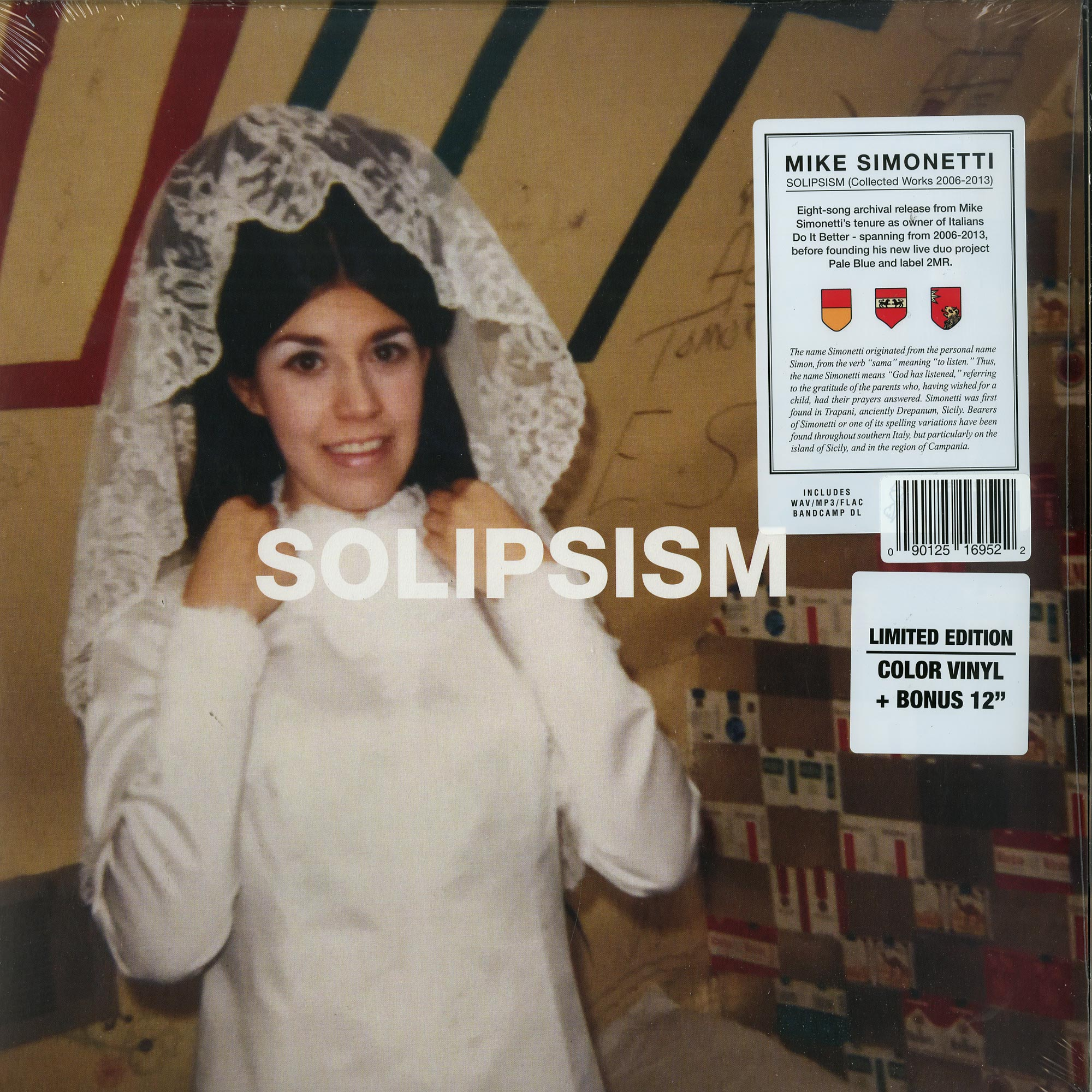 Mike Simonetti - SOLIPSISM