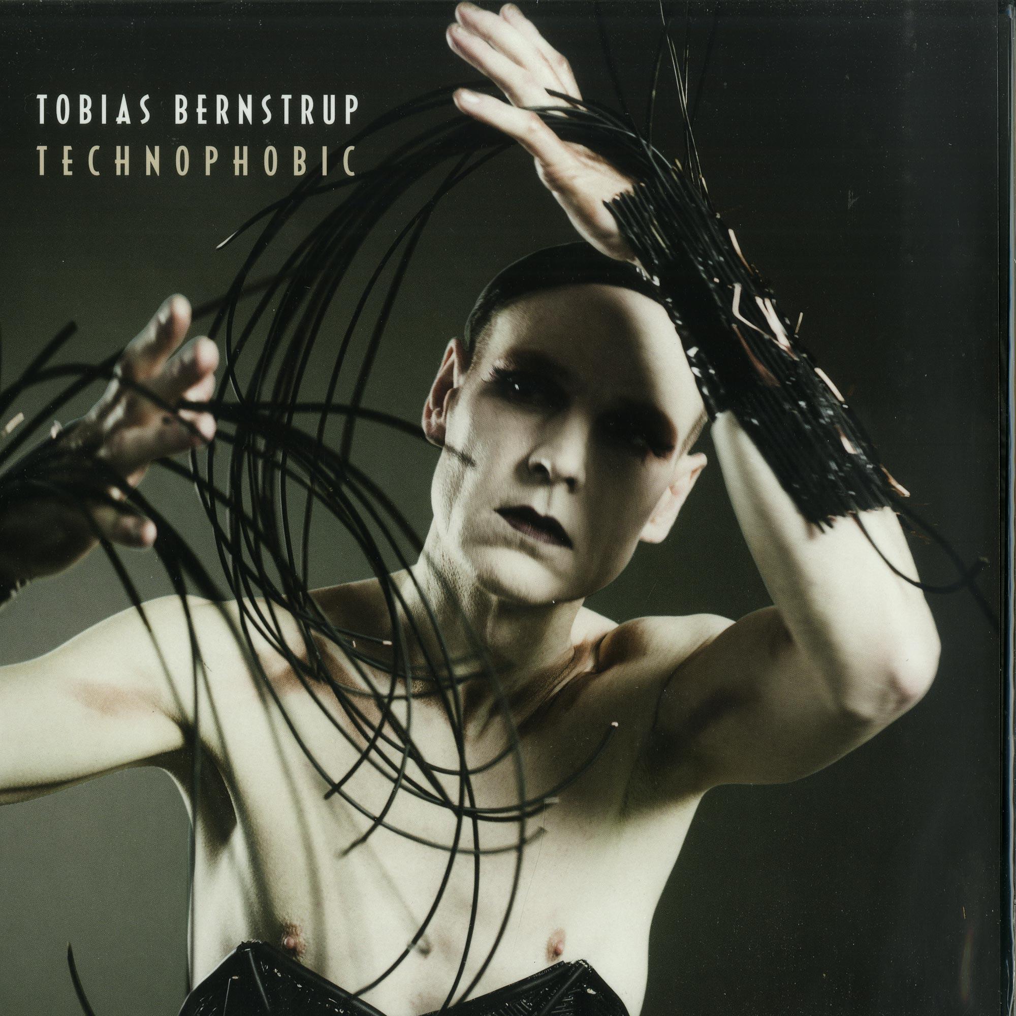 Tobias Bernstrup - TECHNOPHOBIC LP