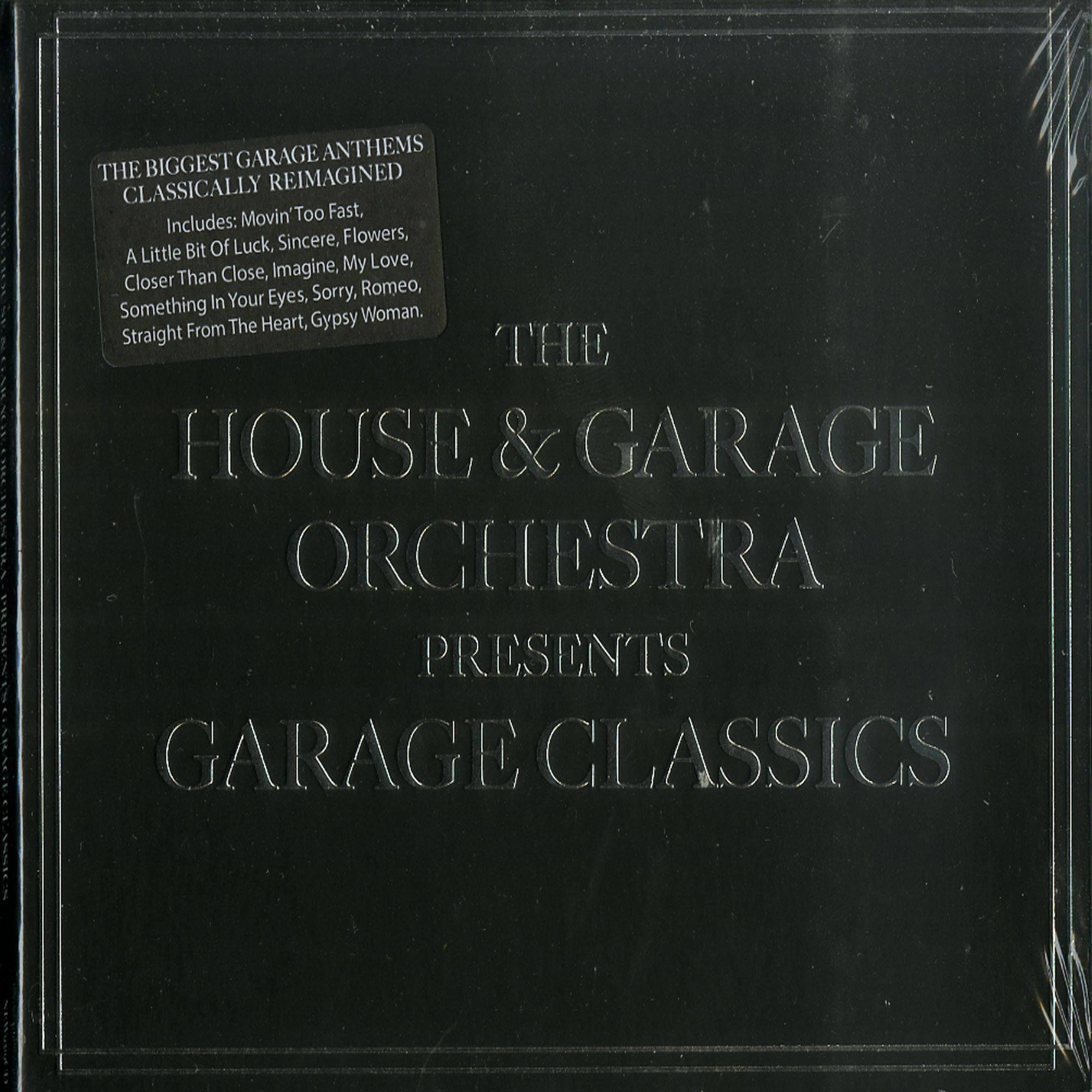 The House & Garage Orchestra - GARAGE CLASSICS