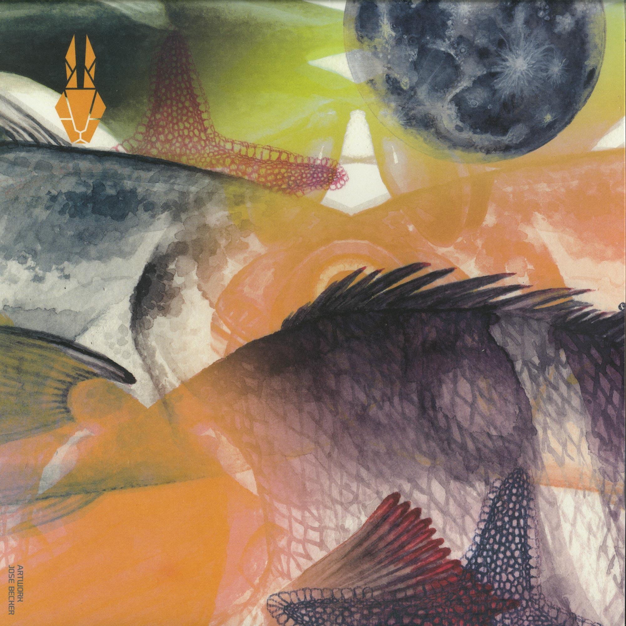 Metamatics & Nyquist - THE FAR CENTER EP