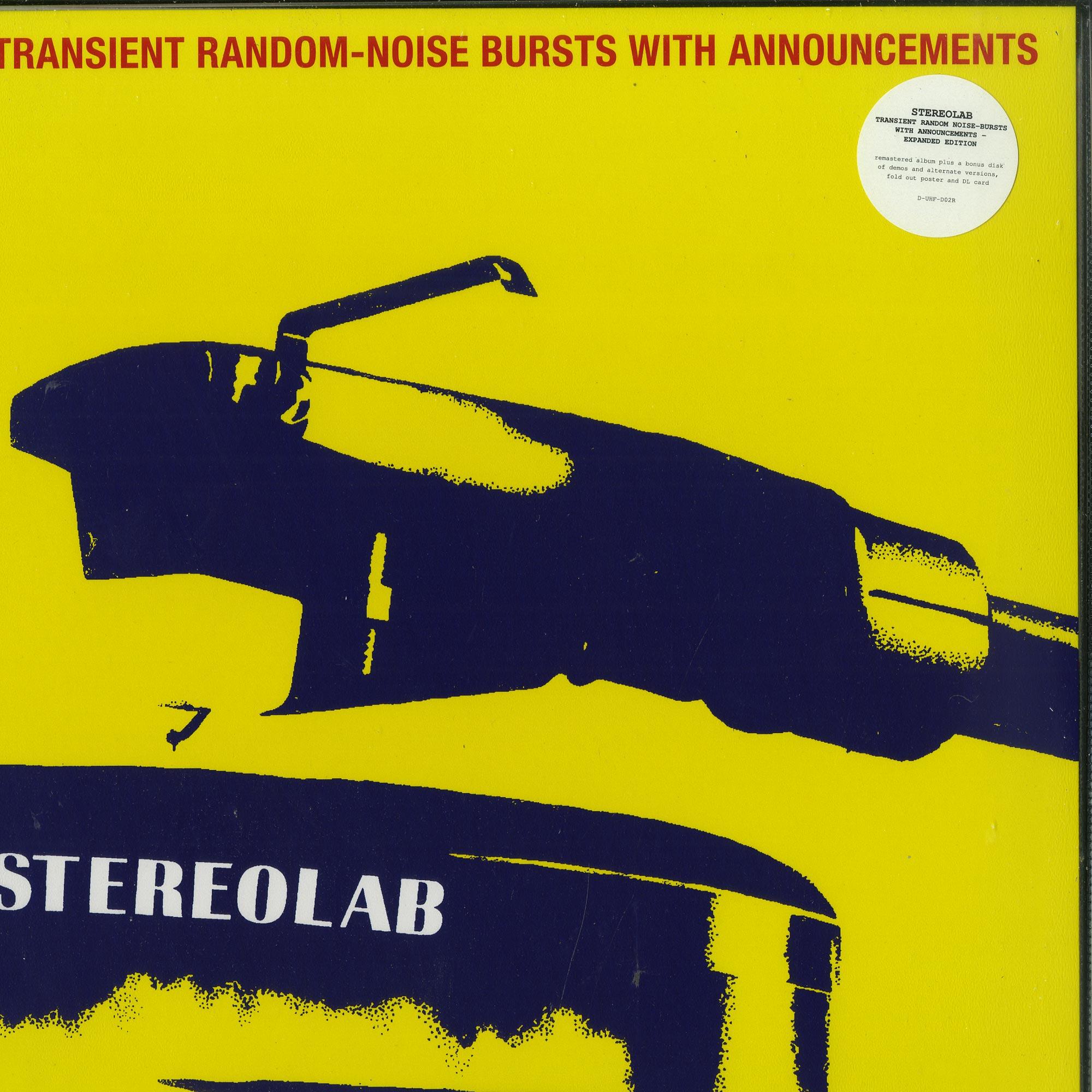 Stereolab - TRANSIENT RANDOM NOISE