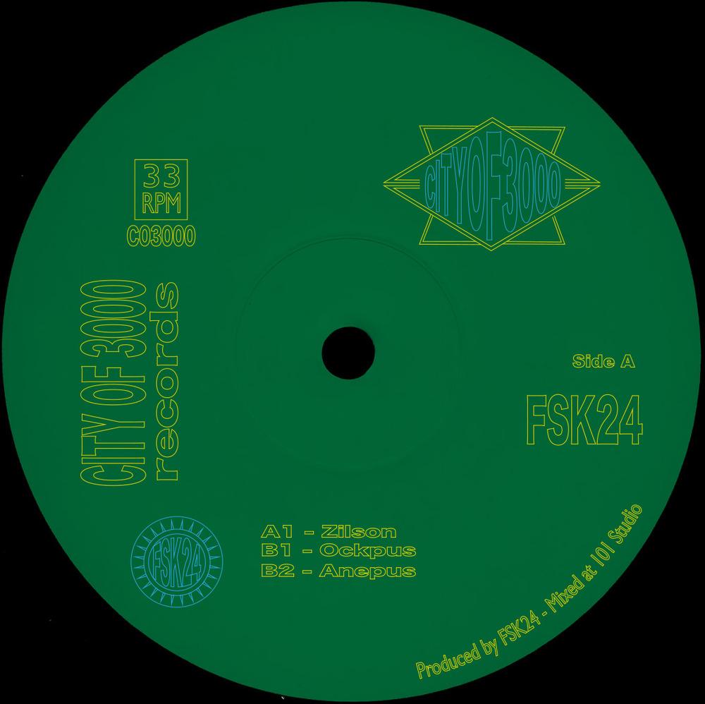 FSK24 - ZILSON EP