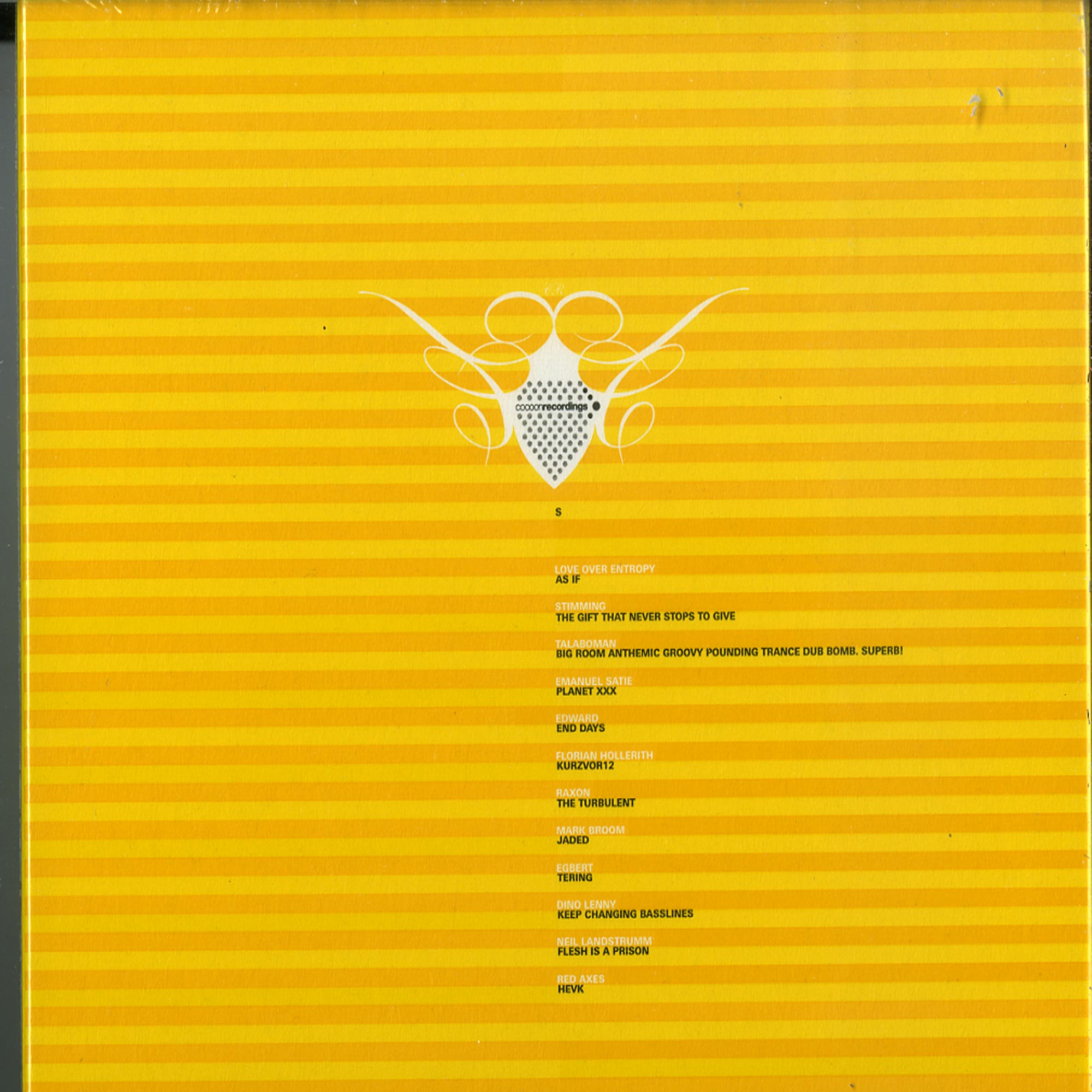Various Artists - COCOON COMPILATION S