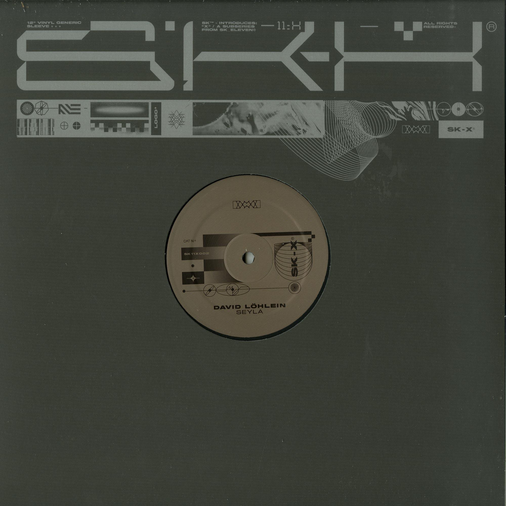 David Loehlein - SEYLA EP