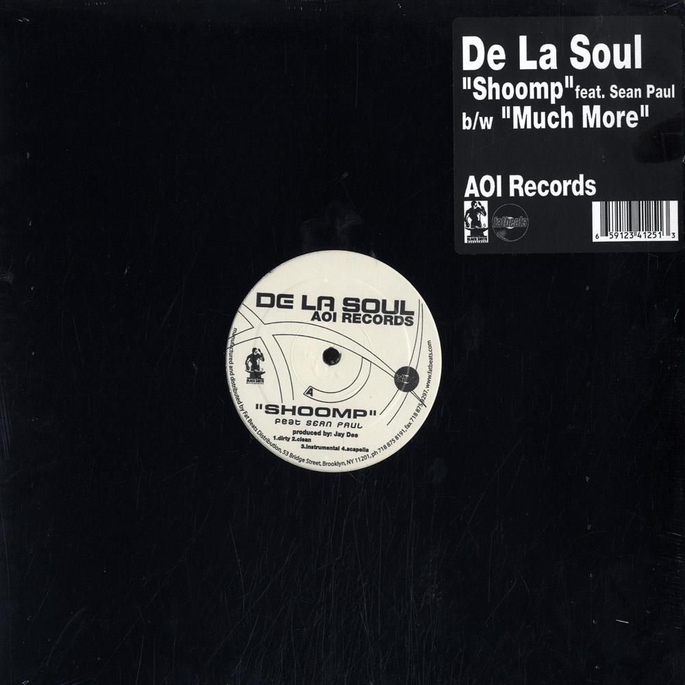 De La Soul feat. Sean Paul - SHOOMP / MUCH MORE