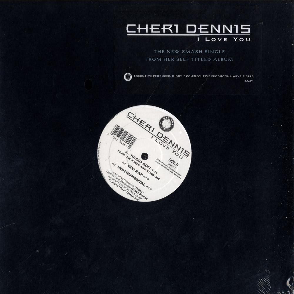 Cheri Dennis - I LOVE YOU