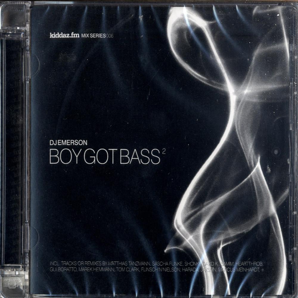 DJ Emerson - BOY GOT BASS 2