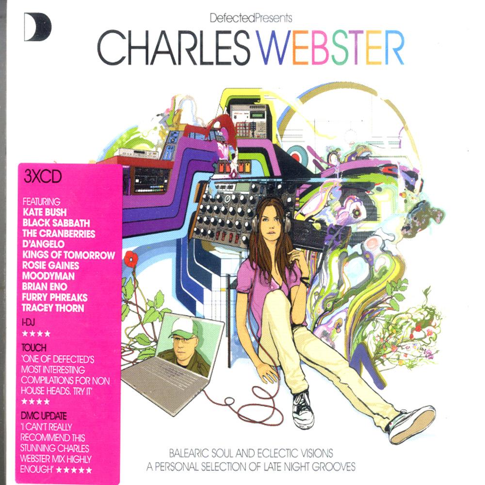 Defected pres. - Charles Webster
