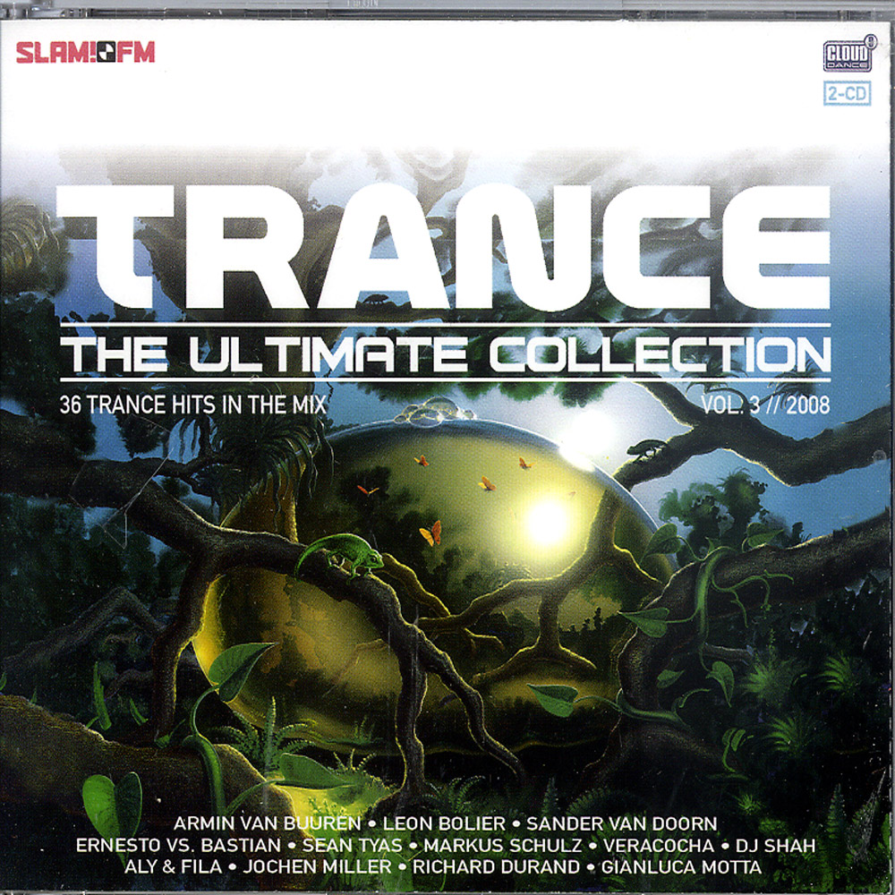 Various Artists - TRANCE - THE ULTIMATE COLLECTION VOL. 3 / 2008