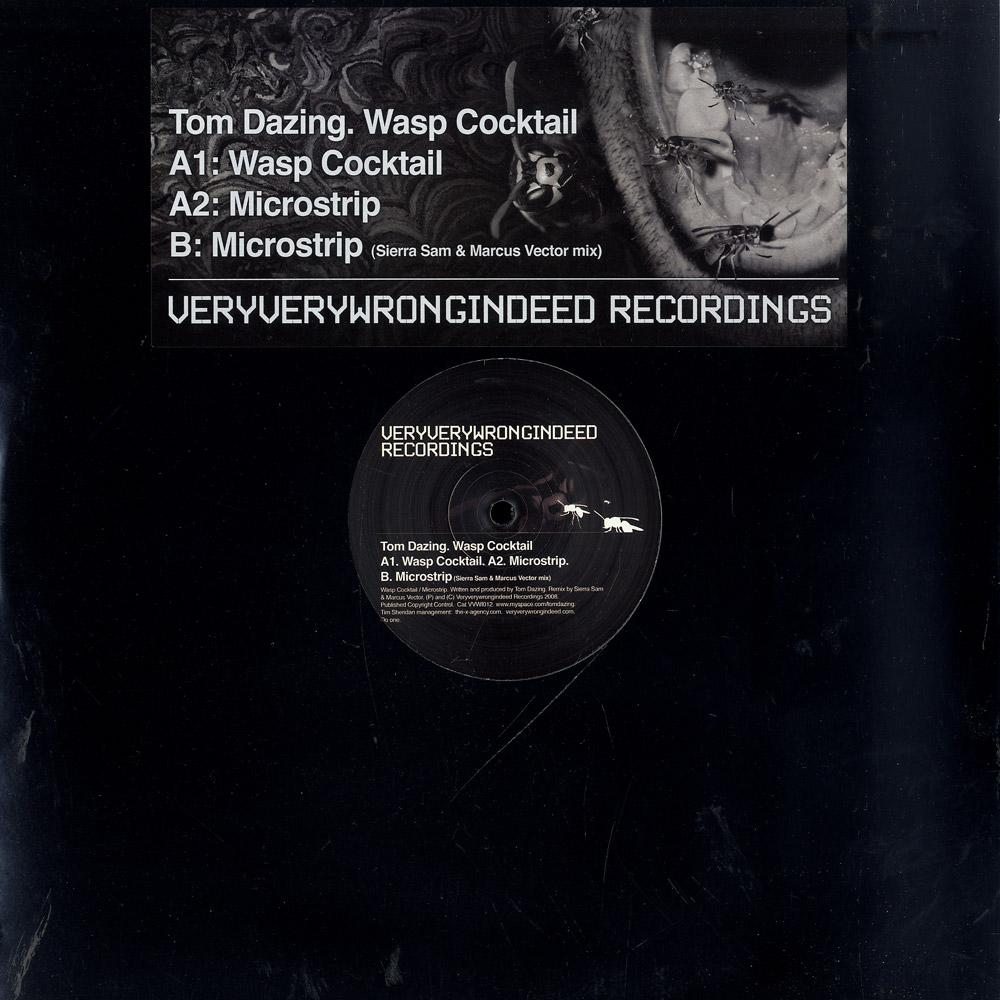Tom Dazing - WASP COCKTAIL