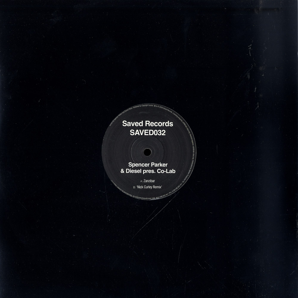 Spencer Parker & Diesel - CO-LAB EP