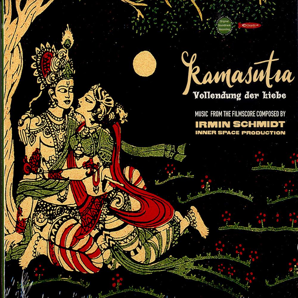 Irmin Schmidt & Inner Space  - KAMASUTRA