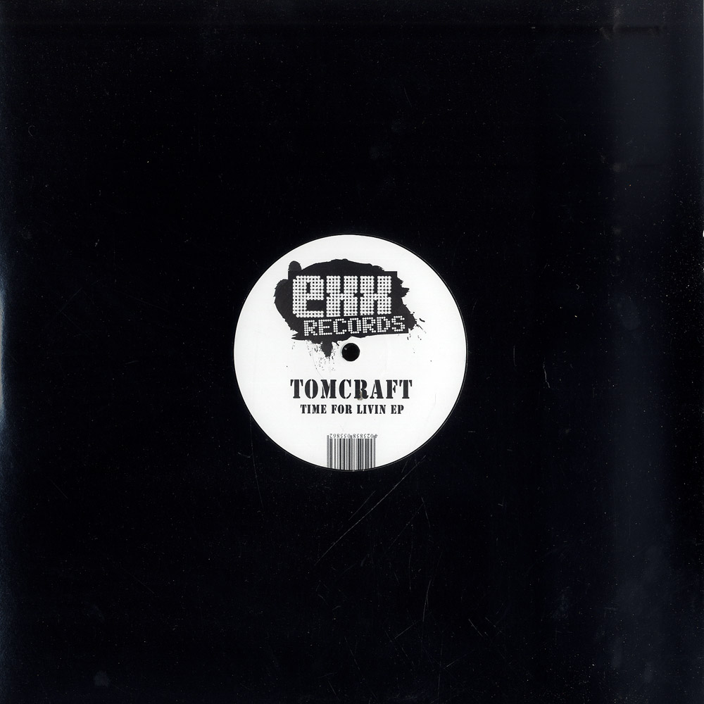 Tomcraft - TIME FOR LIVIN EP
