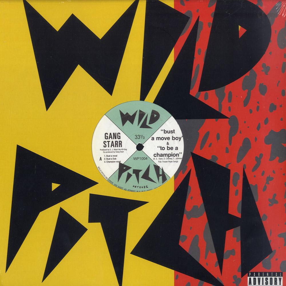 Gang Starr - BELIEVE DAT
