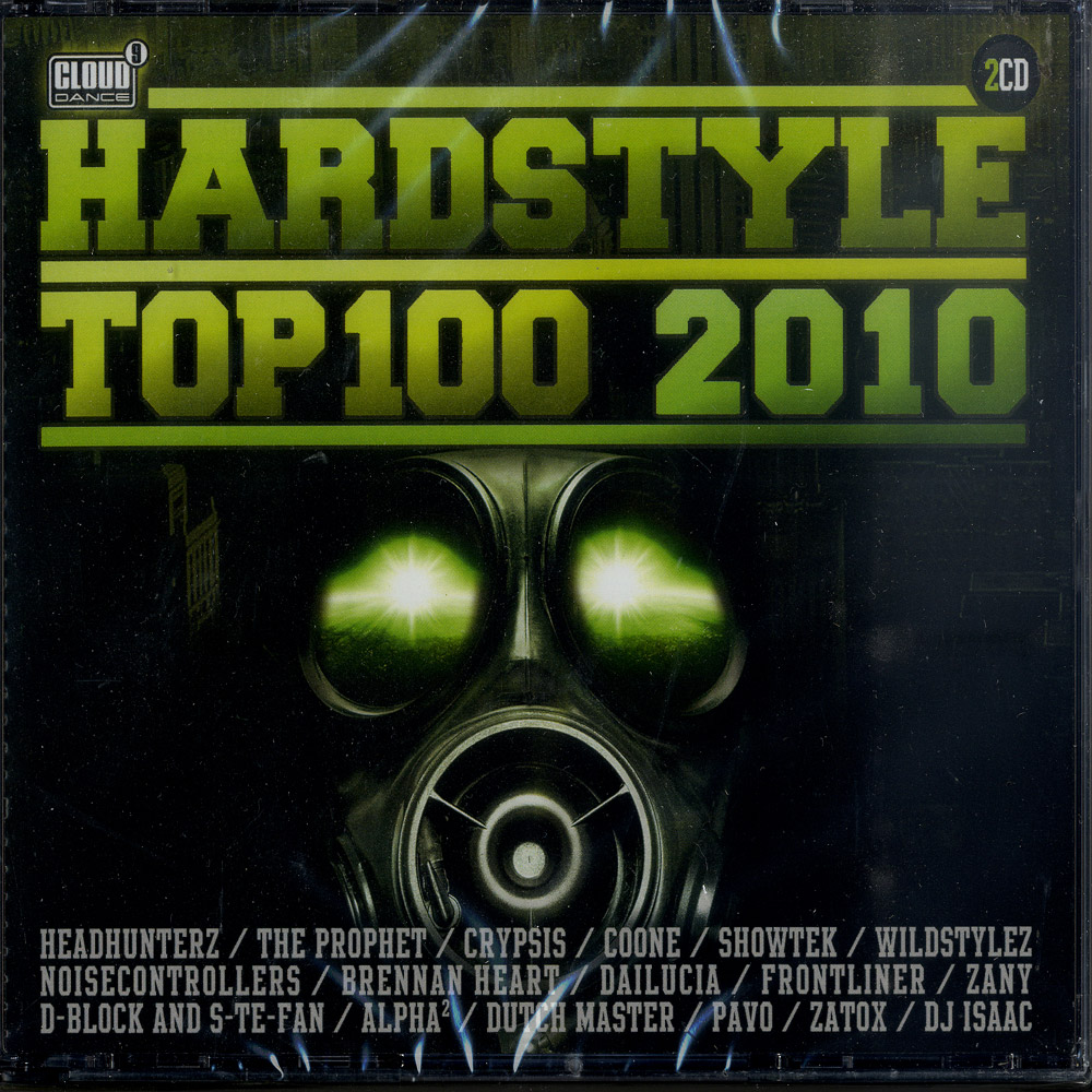 Various Artists - HARDSTYLE TOP 100 2010