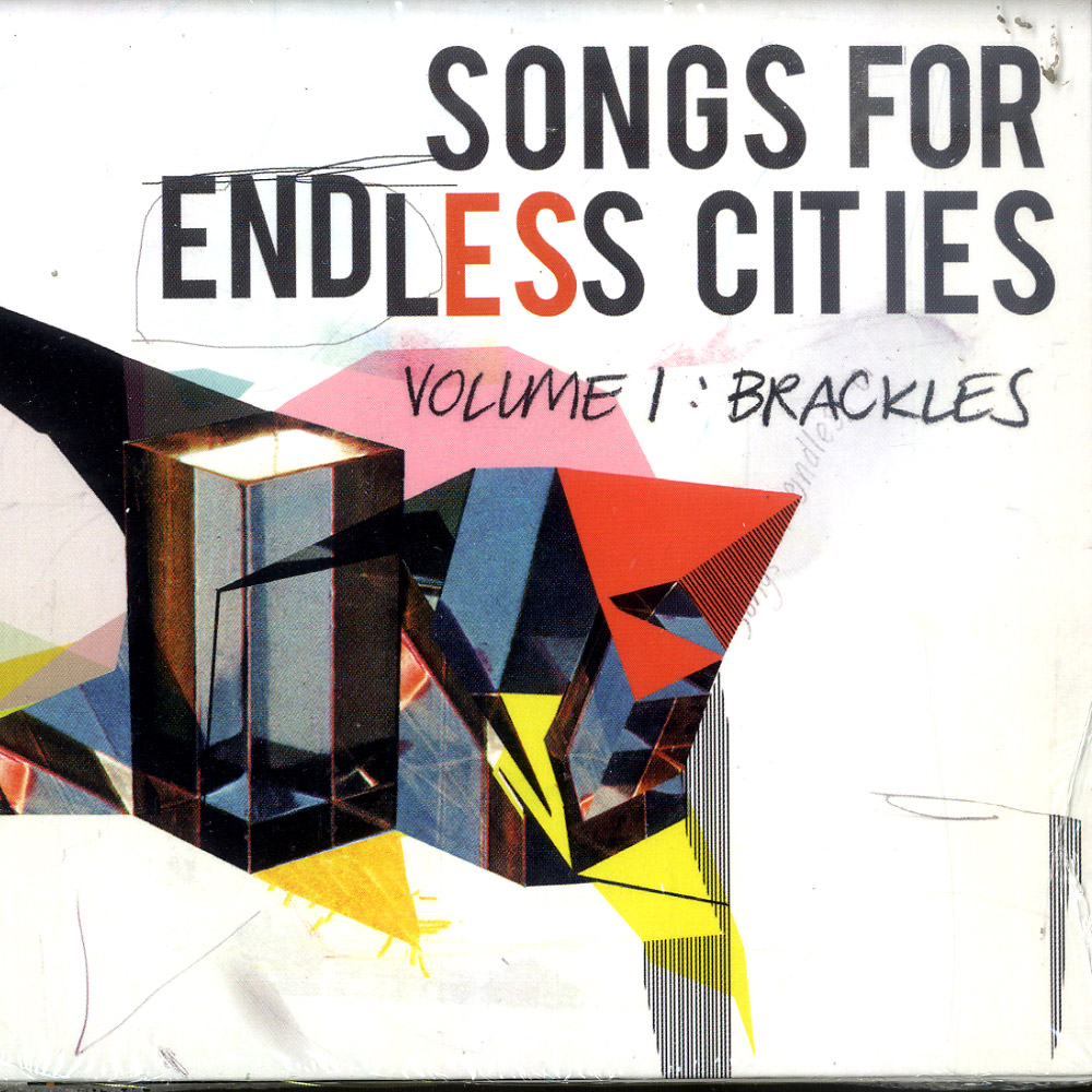 Brackles - SONGS FOR THE ENDLESS CITIES VOL.1