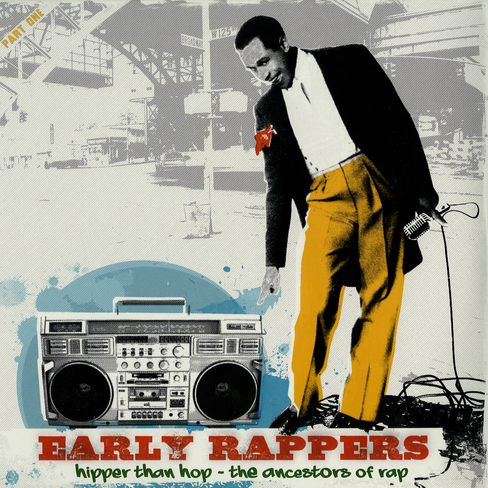 Various Artists - EARLY RAPPERS