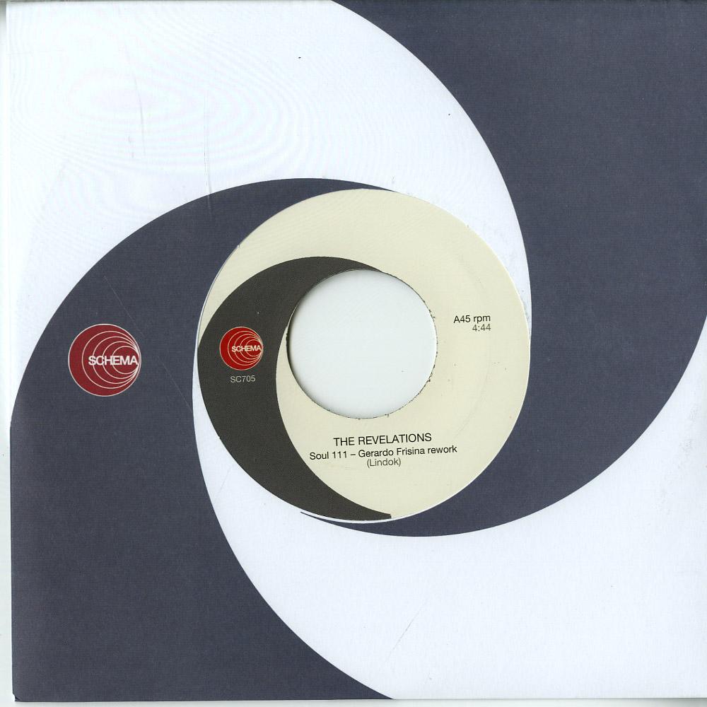The Revelations - SOUL 111 / LIVELY