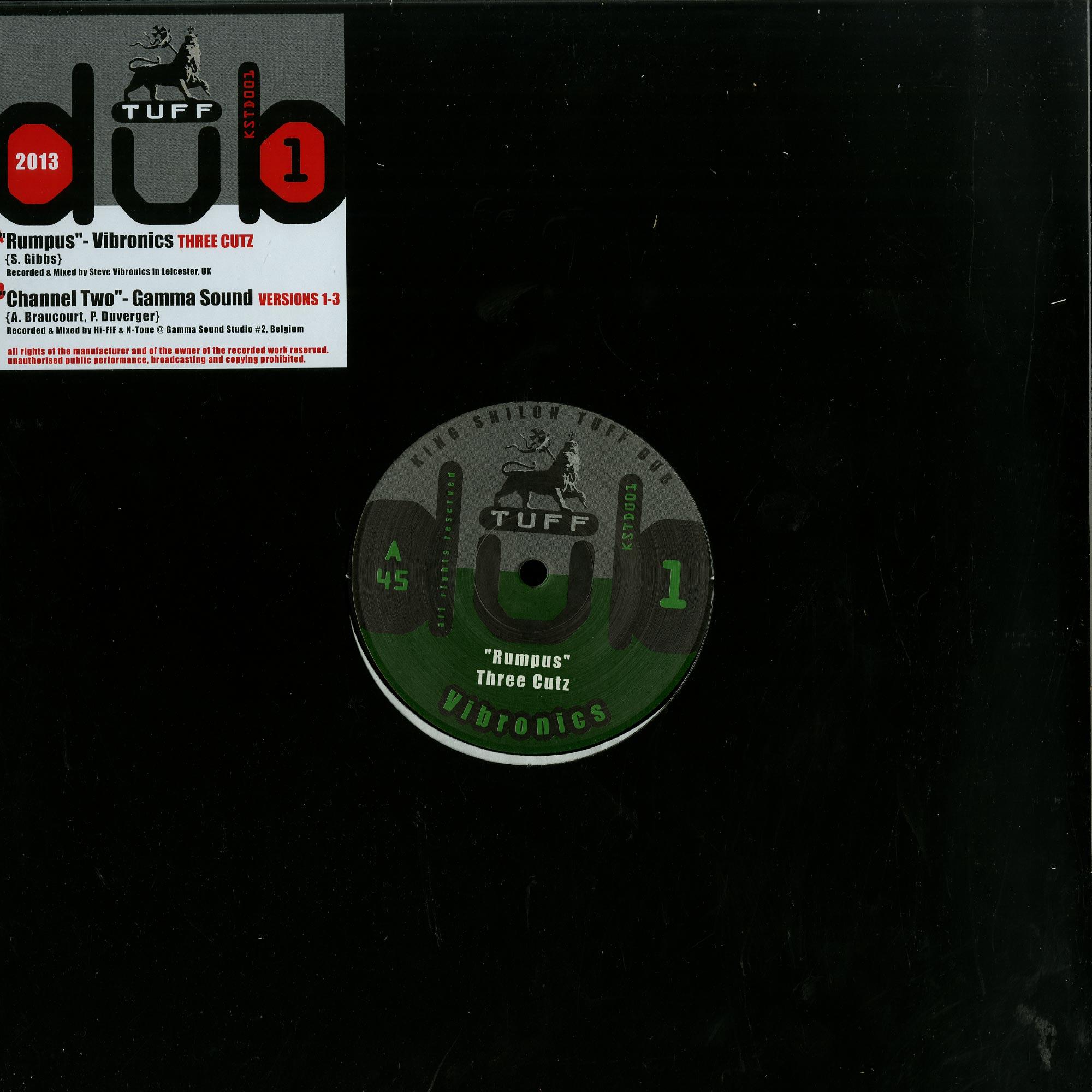 Vibronics / Gamma Sound - RUMPUS / CHANNEL TWO