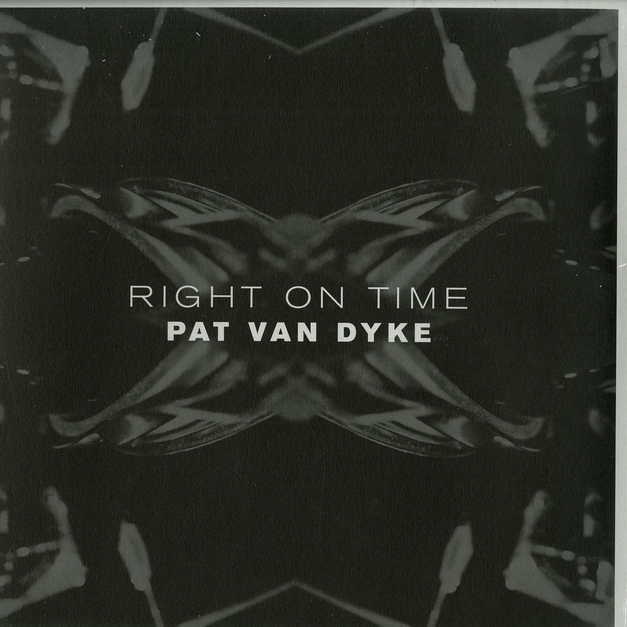 Pat van Dyke - RIGHT ON TIME