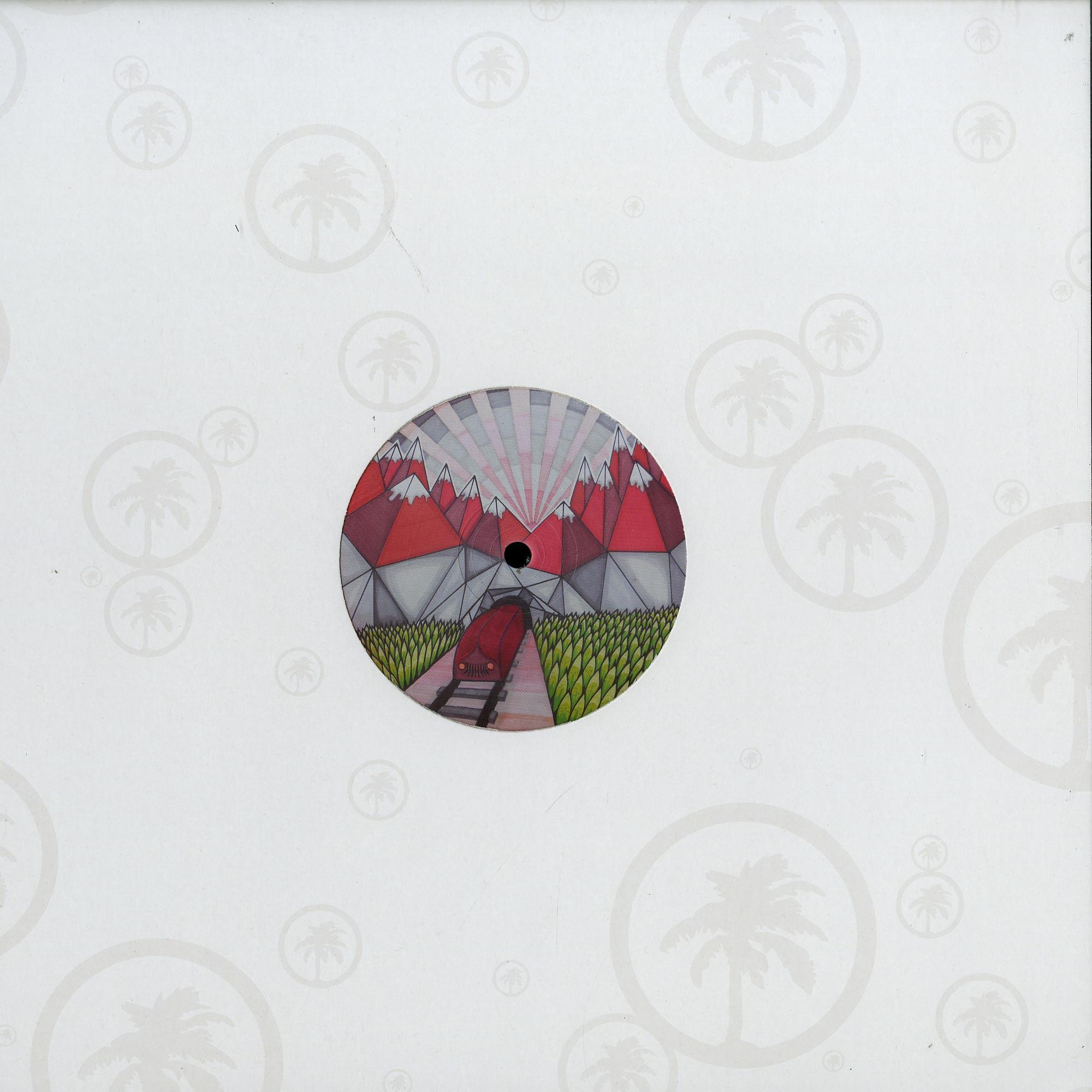 Jamie Jones - SIBERIAN EXPRESS EP