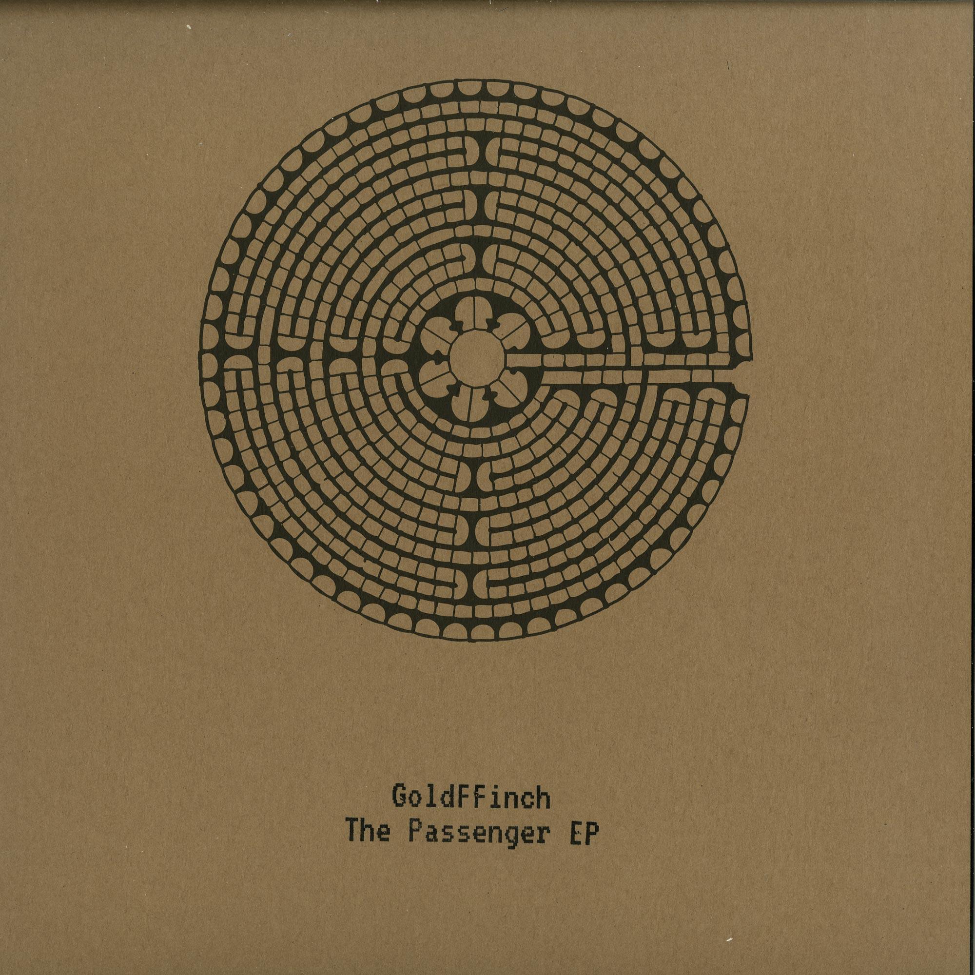 Goldffinch - THE PASSENGER EP