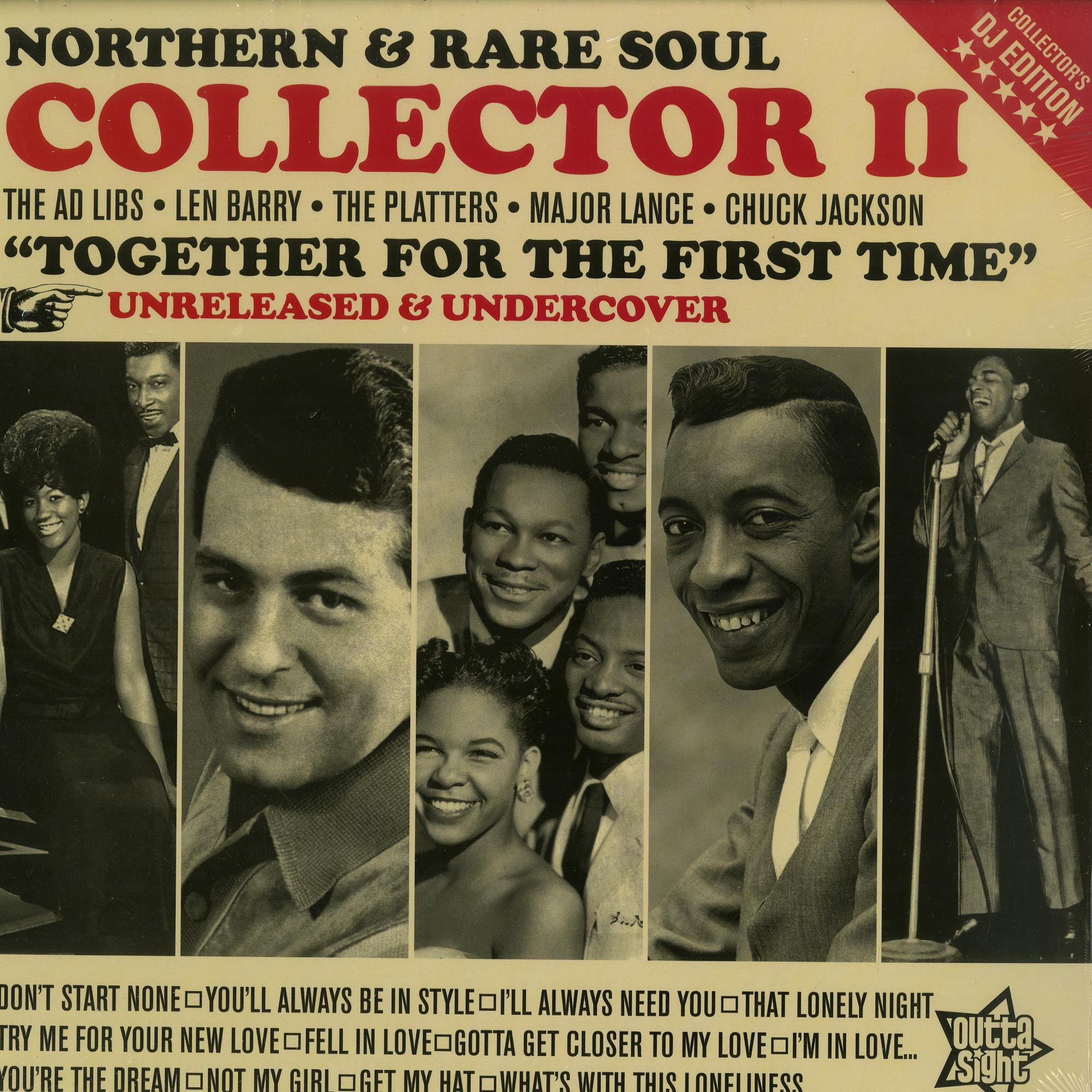 Various Artists - NORTHERN & RARE SOUL: COLLECTOR II
