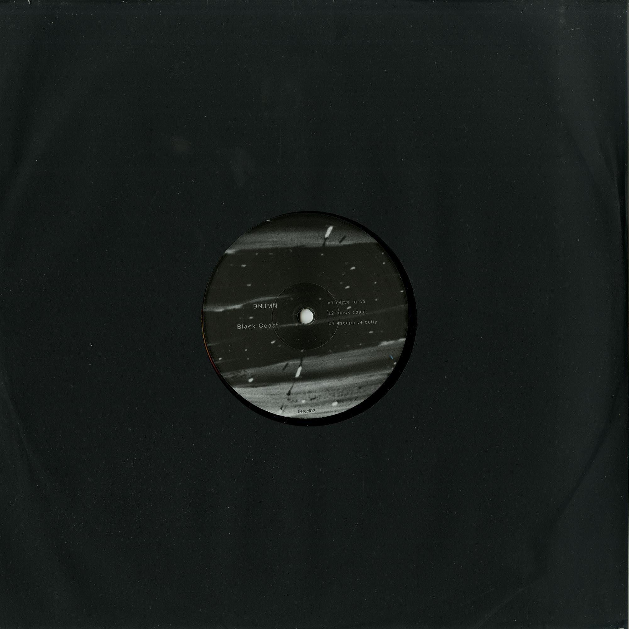 Bnjmn - BLACK COAST EP