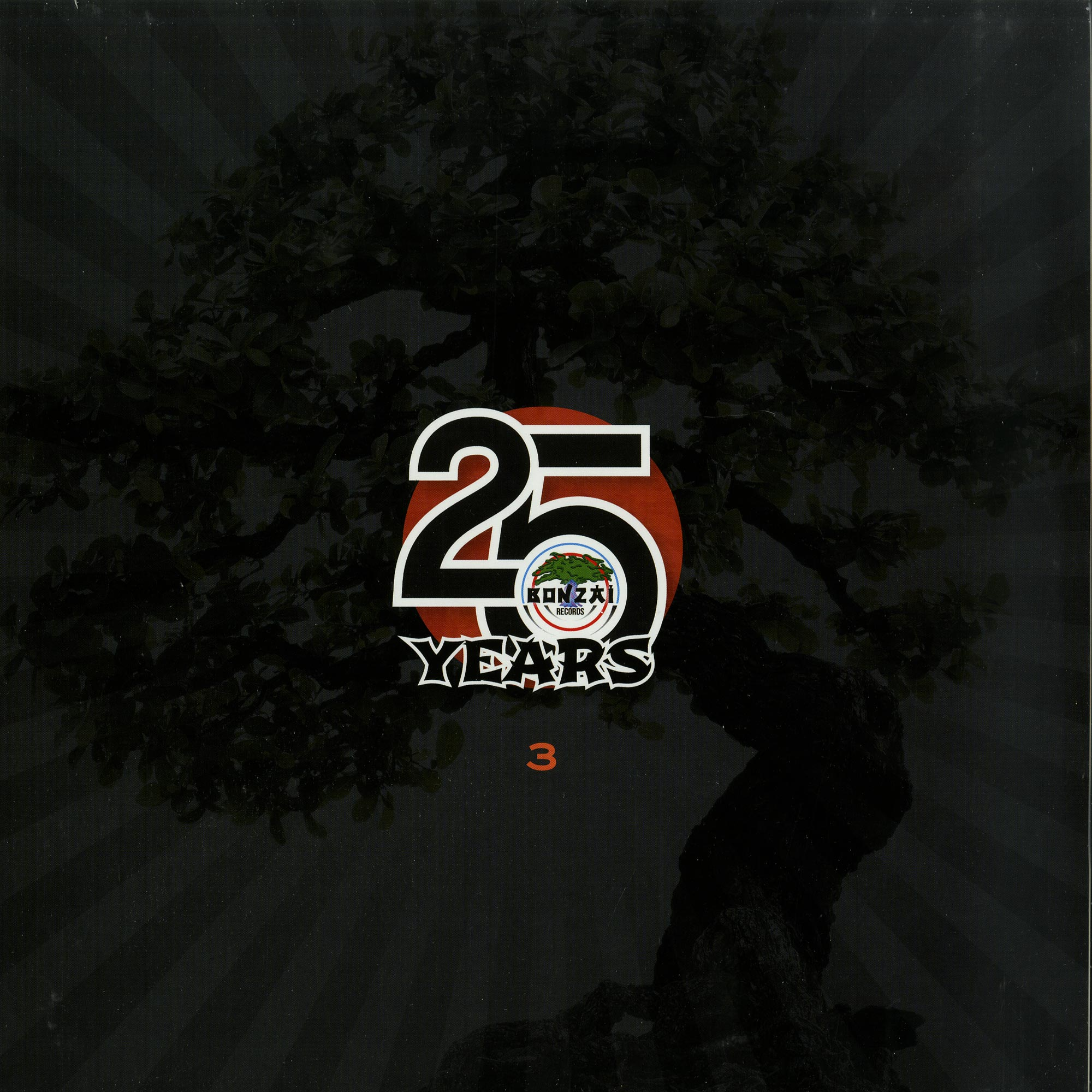 The Green Martian / Honey C / Groove Park - PT 3 - 25 YEARS OF BONZAI