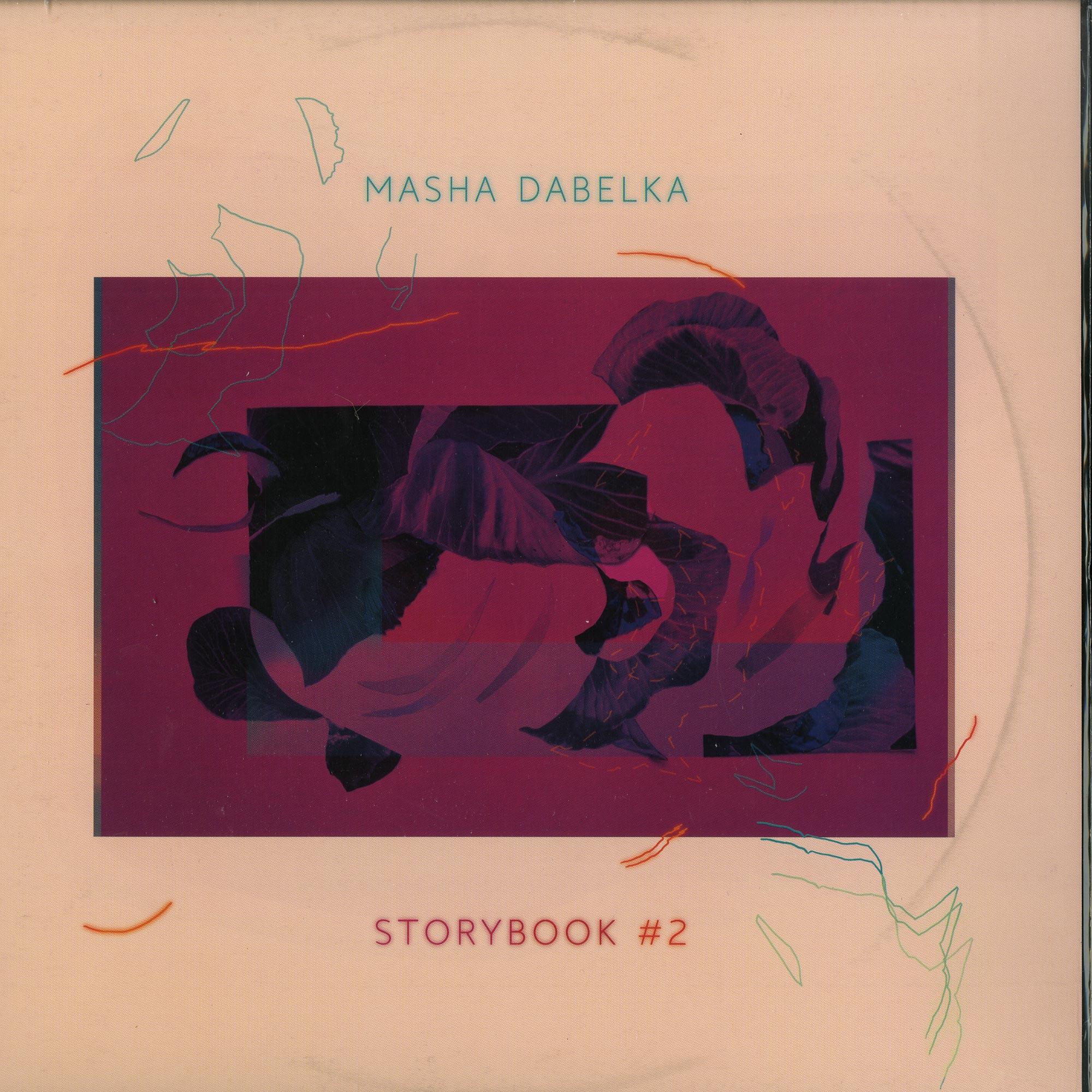 Masha Dabelka - STORYBOOK 2