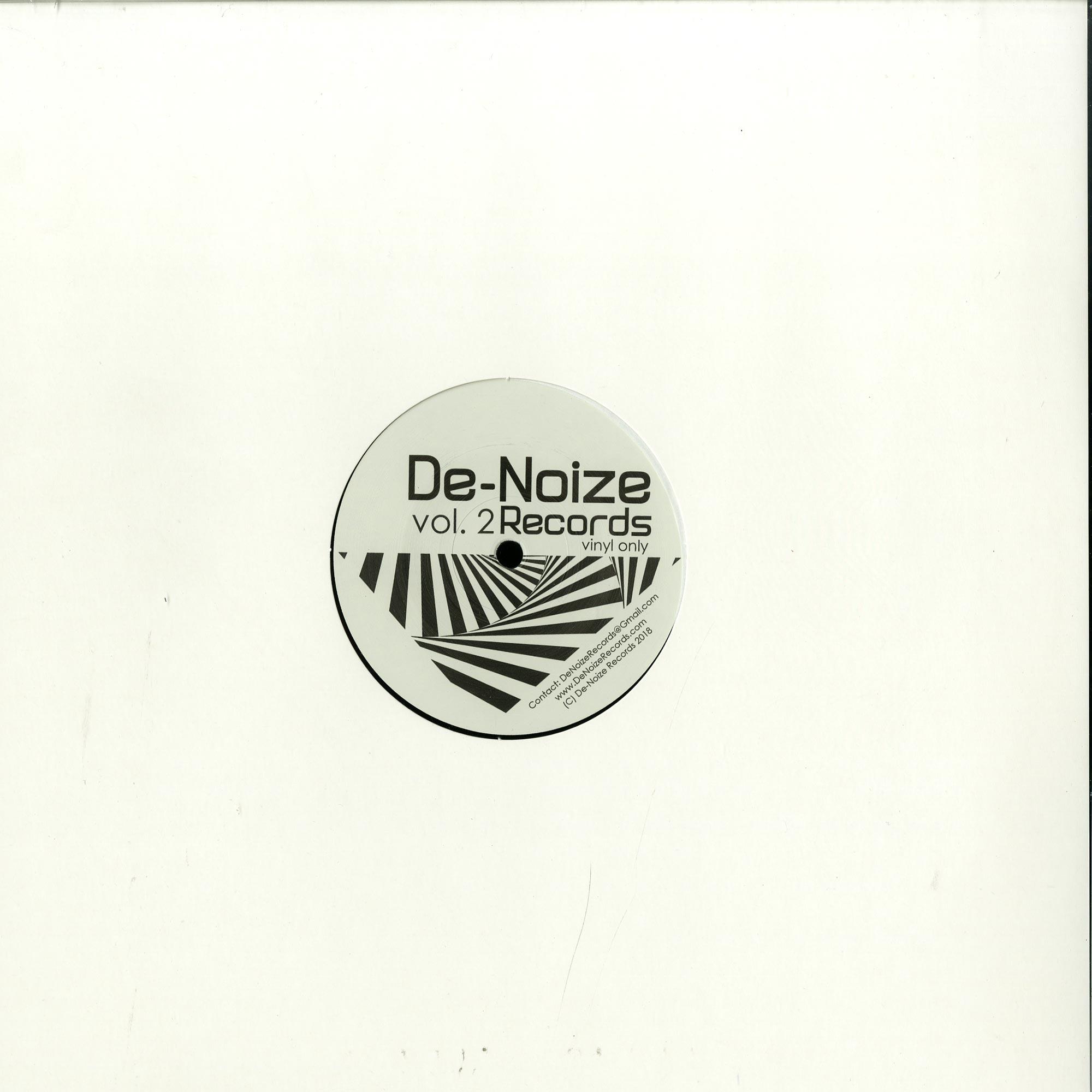 Malbetrieb, Audio KoDe, Paul Ursin - DE-NOIZE RECORDS VOLUME 2