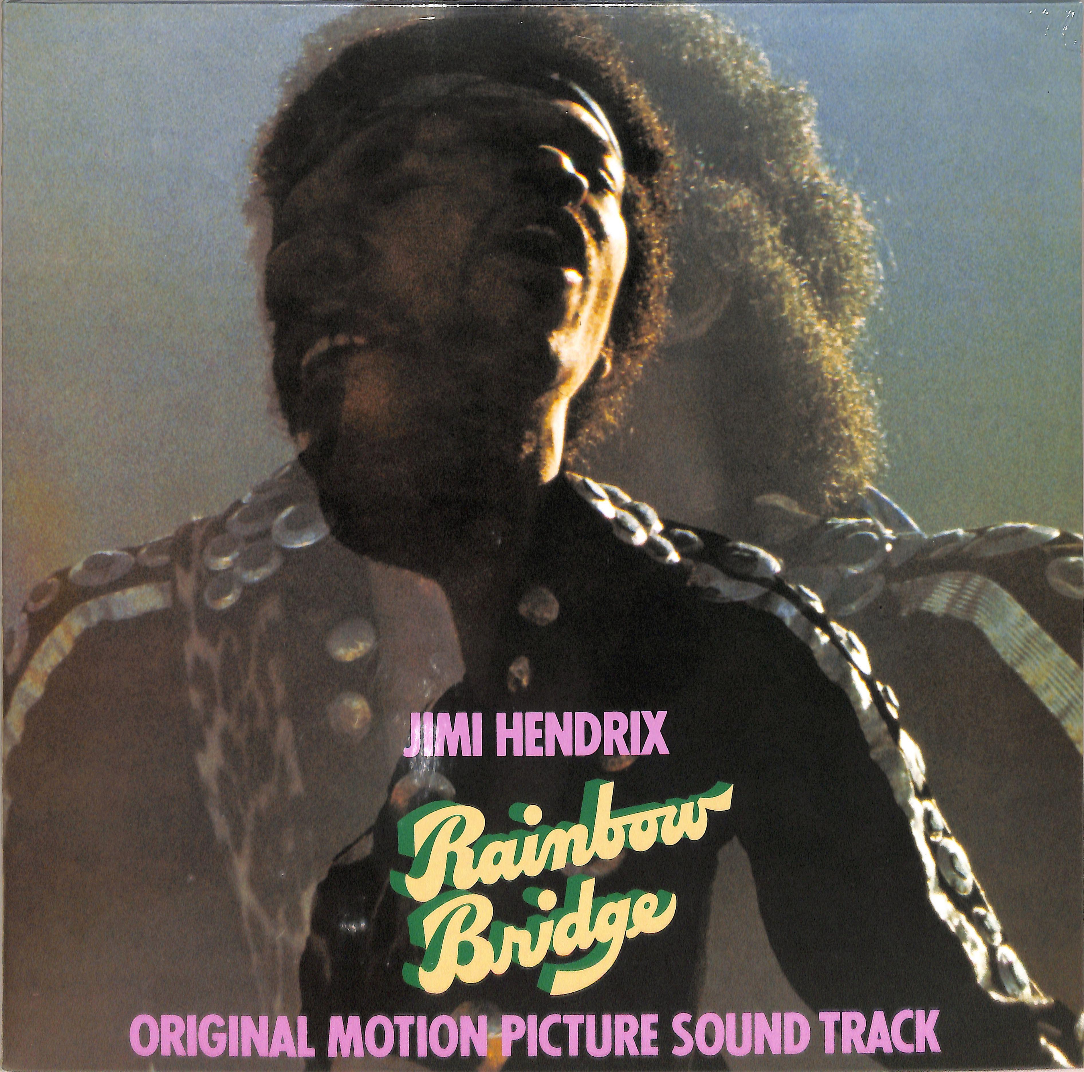 Jimi Hendrix - RAINBOW BRIDGE O.S.T.
