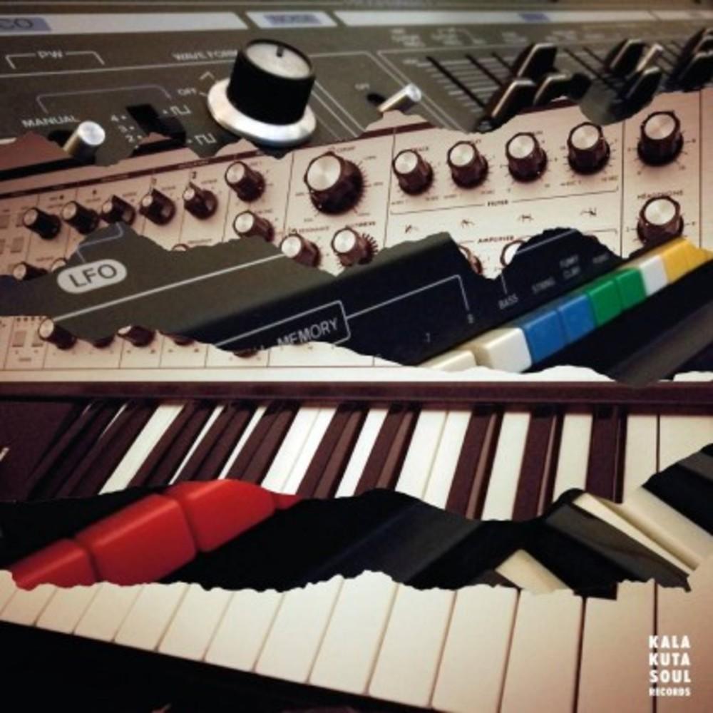 Giovanni Damico - AFRO STOMP EP