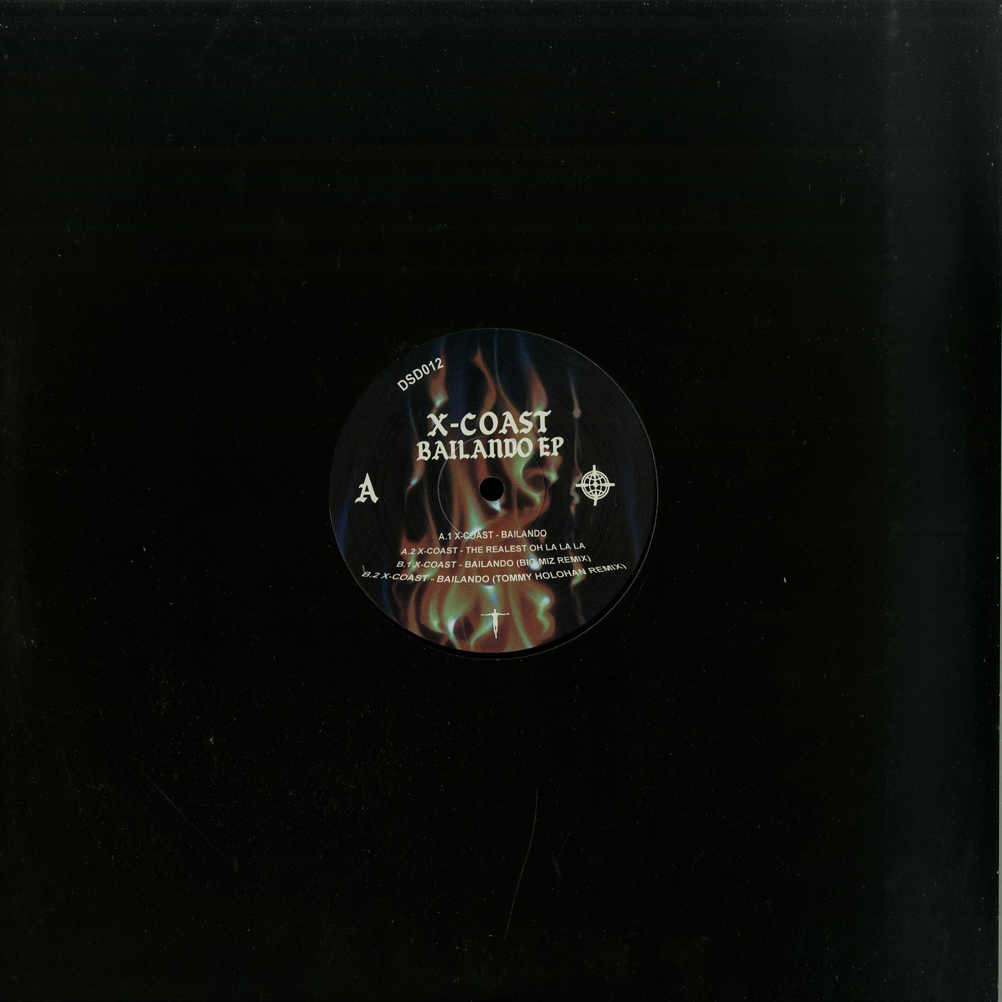 X-Coast - BAILANDO EP