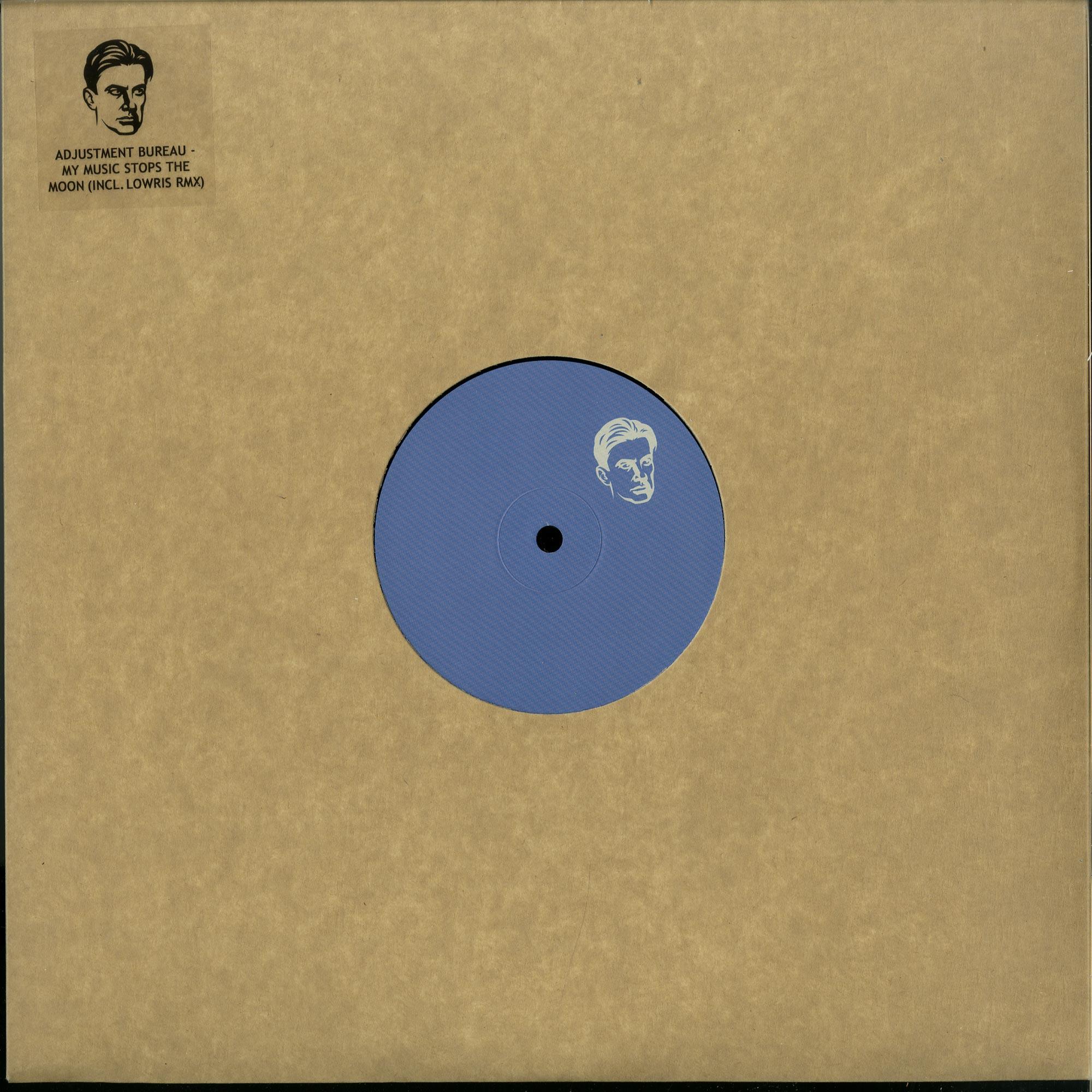 Adjustment Bureau - MY MUSIC STOPS THE MOON