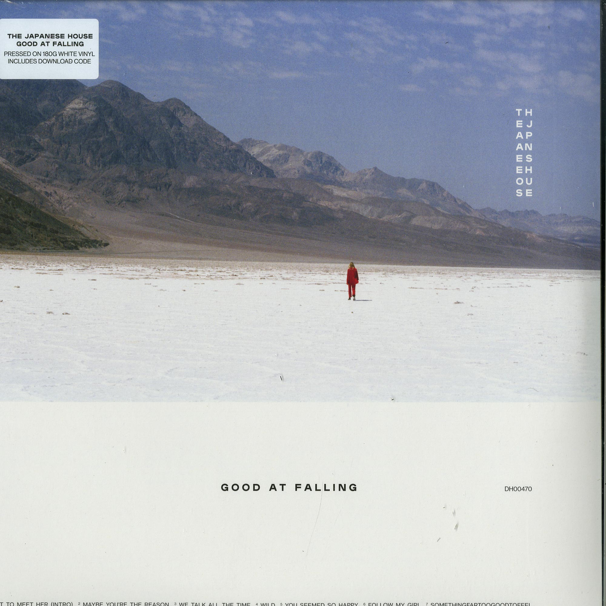 The Japanese House - GOOD AT FALLING