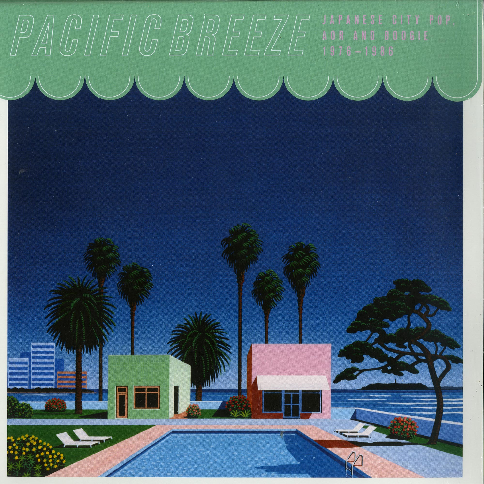 Various Artists - PACIFIC BREEZE