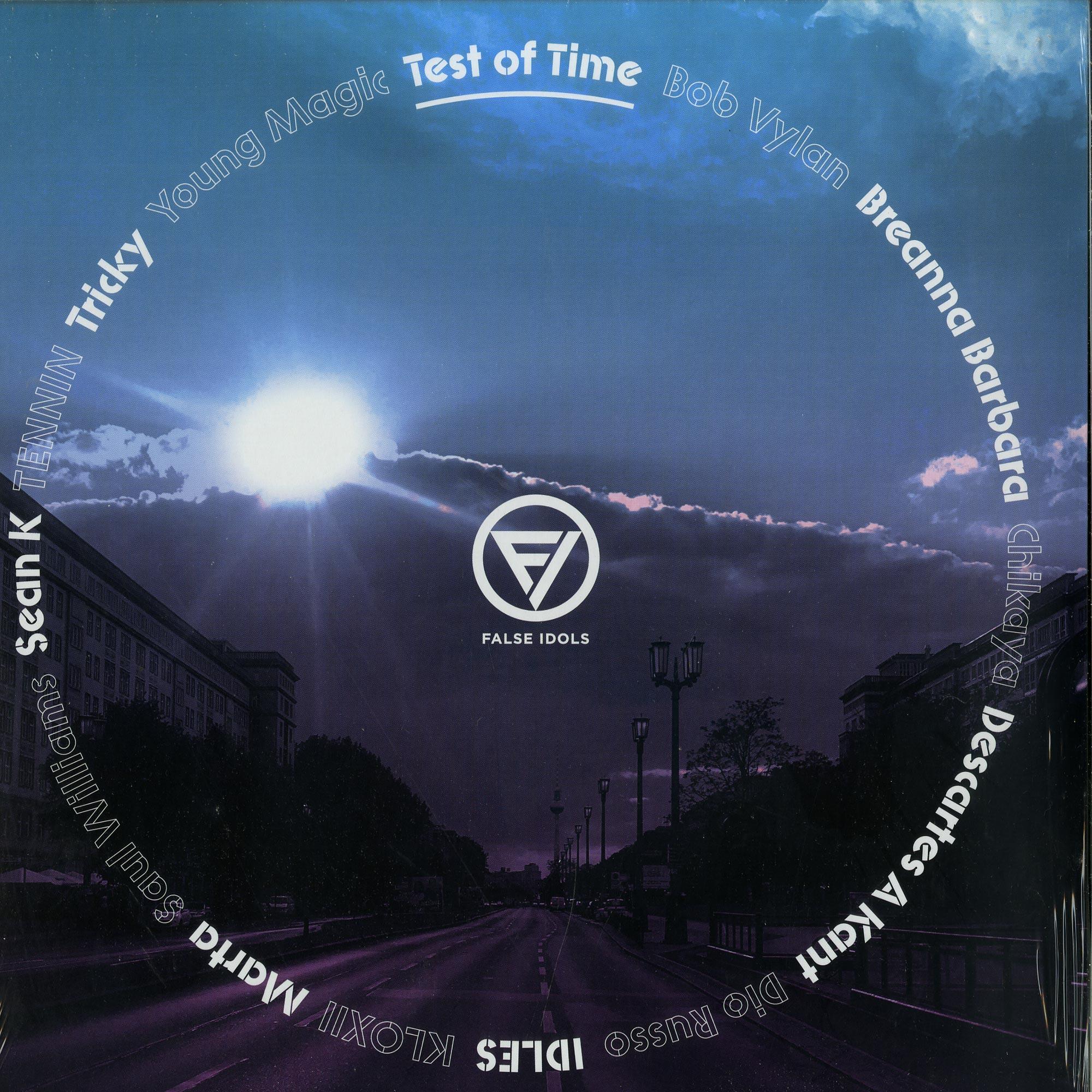 False Idols - TEST OF TIME