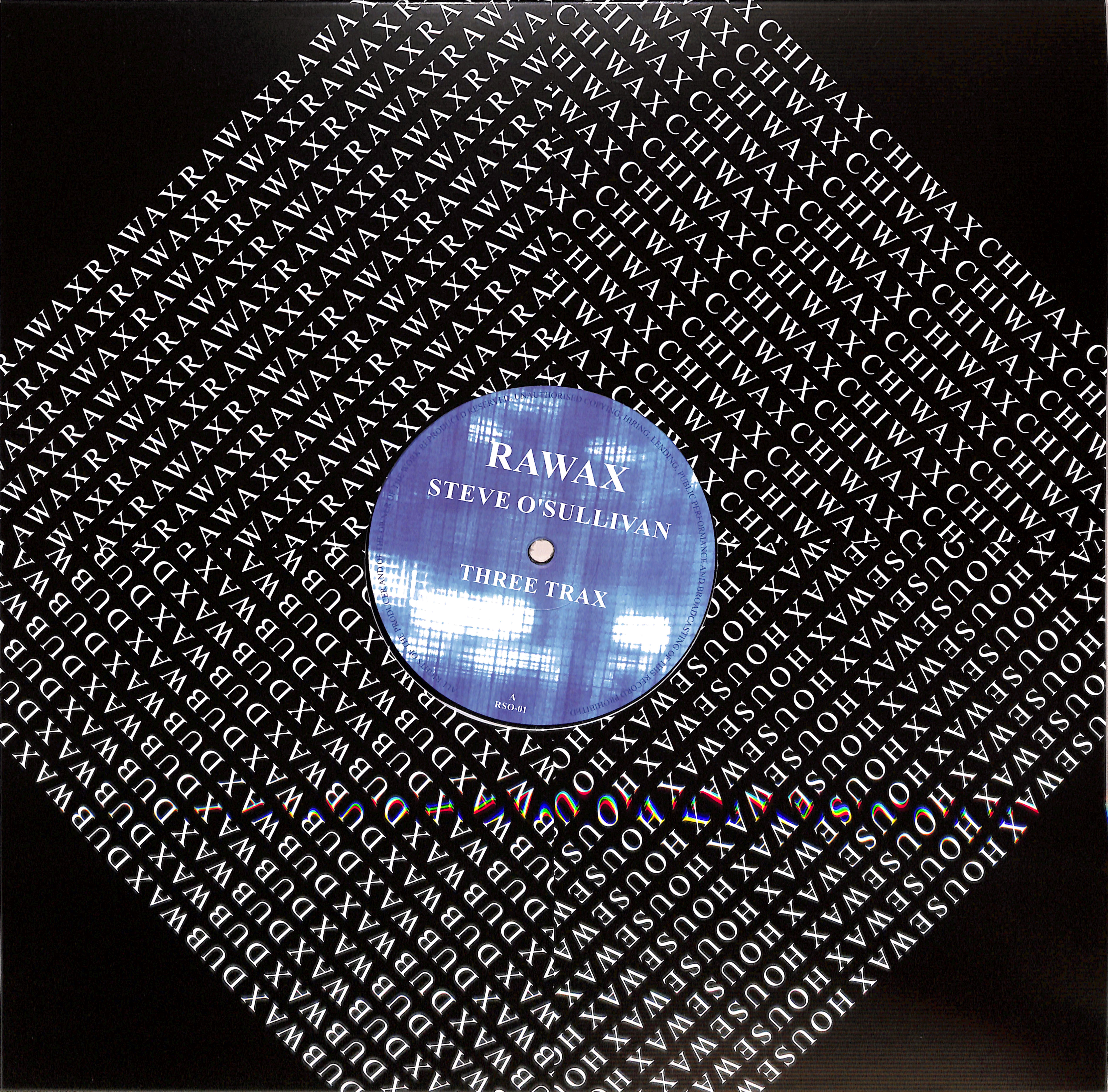 Steve O Sullivan - THREE TRAX