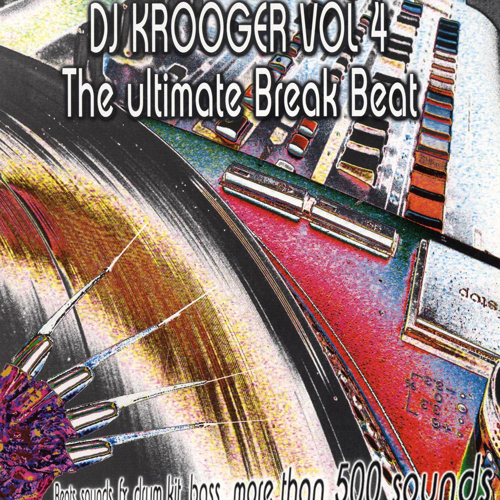 DJ Krooger - VOLUME 4