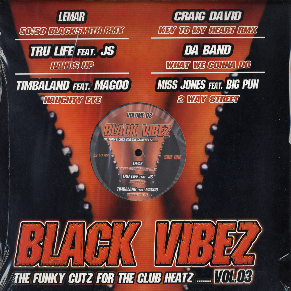 Various Artists - BLACK VIBEZ VOL 3